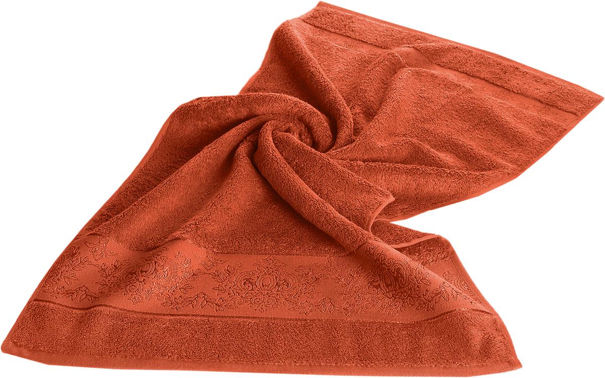 Полотенце бамбуковое Karna Pandora, цвет: кирпичный, 50 х 90 см2155/CHAR004Бамбуковое полотенце Karna Pandora займет достойное место в ванной комнате.Гипоаллергенное бамбуковое полотенце подойдет даже детям, а его антибактериальные свойства - весьма прекрасное дополнение к имеющимся достоинствам. Бамбуковое полотенце сможет долго радовать своими красками и внешним видом.