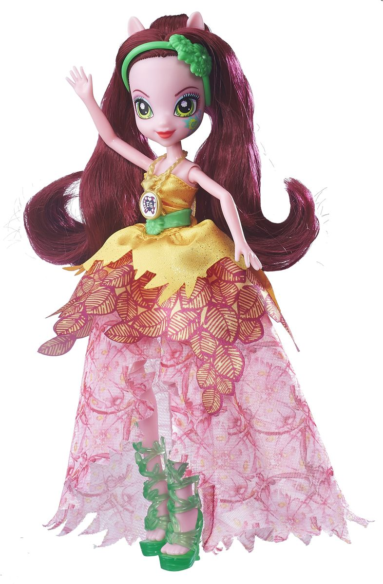 My Little Pony Equestria Girls Кукла Crystal Gala Gloriosa Daisy my little pony equestria girls кукла lemon zest