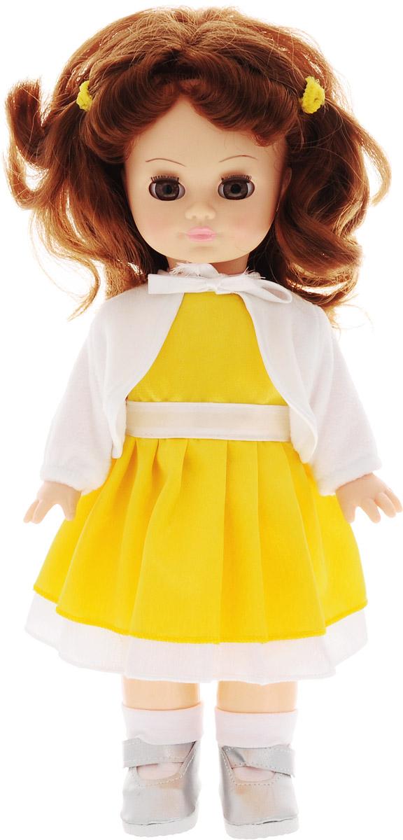 Весна Кукла озвученная Христина цвет одежды желтый белый весна кукла христина 2 в303 0