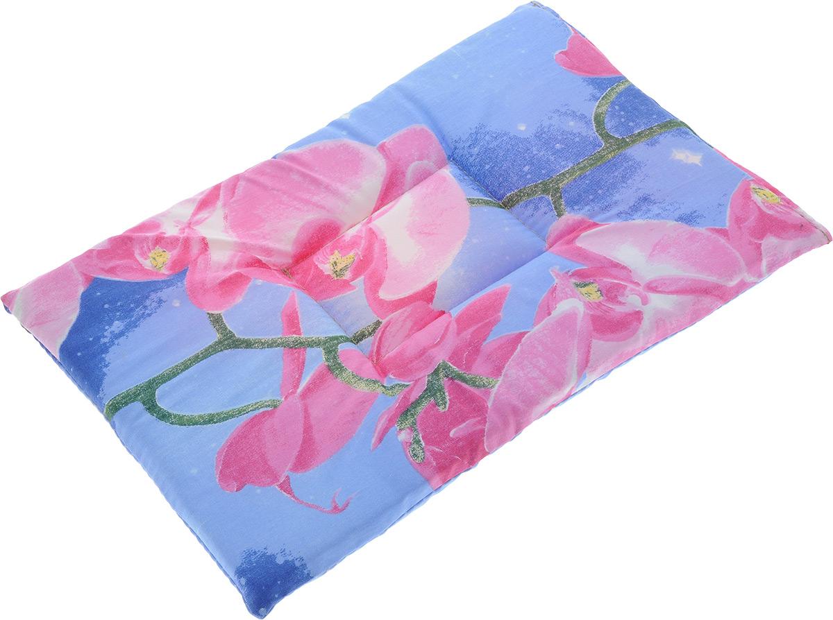 Лежак для животных Elite Valley Матрасик, цвет: фиолетовый, розовый, 25 х 40 см. Л-7/1Л-7/1_фиолетовый, розовыйЛежак для животных Elite Valley Матрасик изготовлен из высококачественной бязи, наполнитель - поролон. Идеален для переносок и использования в автомобиле. Он станет излюбленным местом вашего питомца, подарит ему спокойный и комфортный сон.Высота матраса: 2 см.