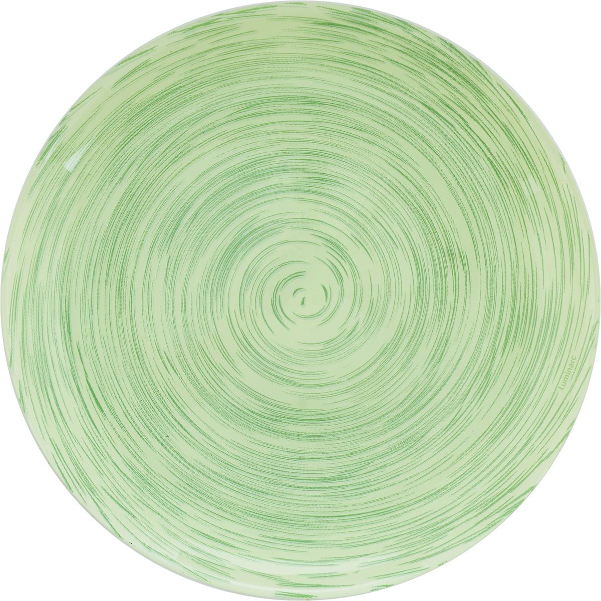 Тарелка суповая Luminarc Stonemania Pistache, диаметр 20 см салатник luminarc stonemania  цвет