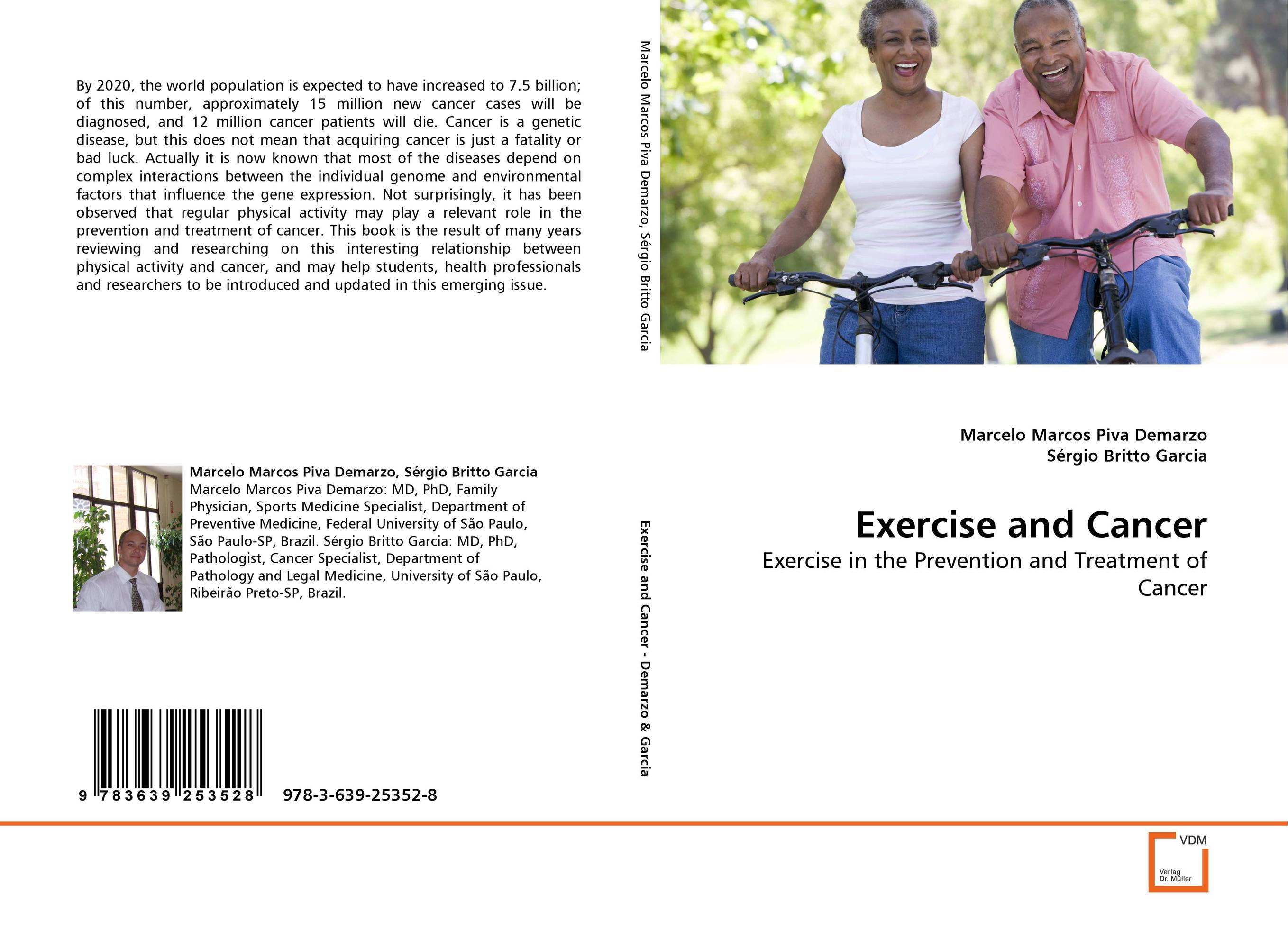 Exercise and Cancer breast cancer what you should know but may not be told about prevention diagnosis and trea tment