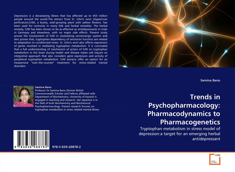 Trends in Psychopharmacology: Pharmacodynamics to Pharmacogenetics цепочки sjw sc003
