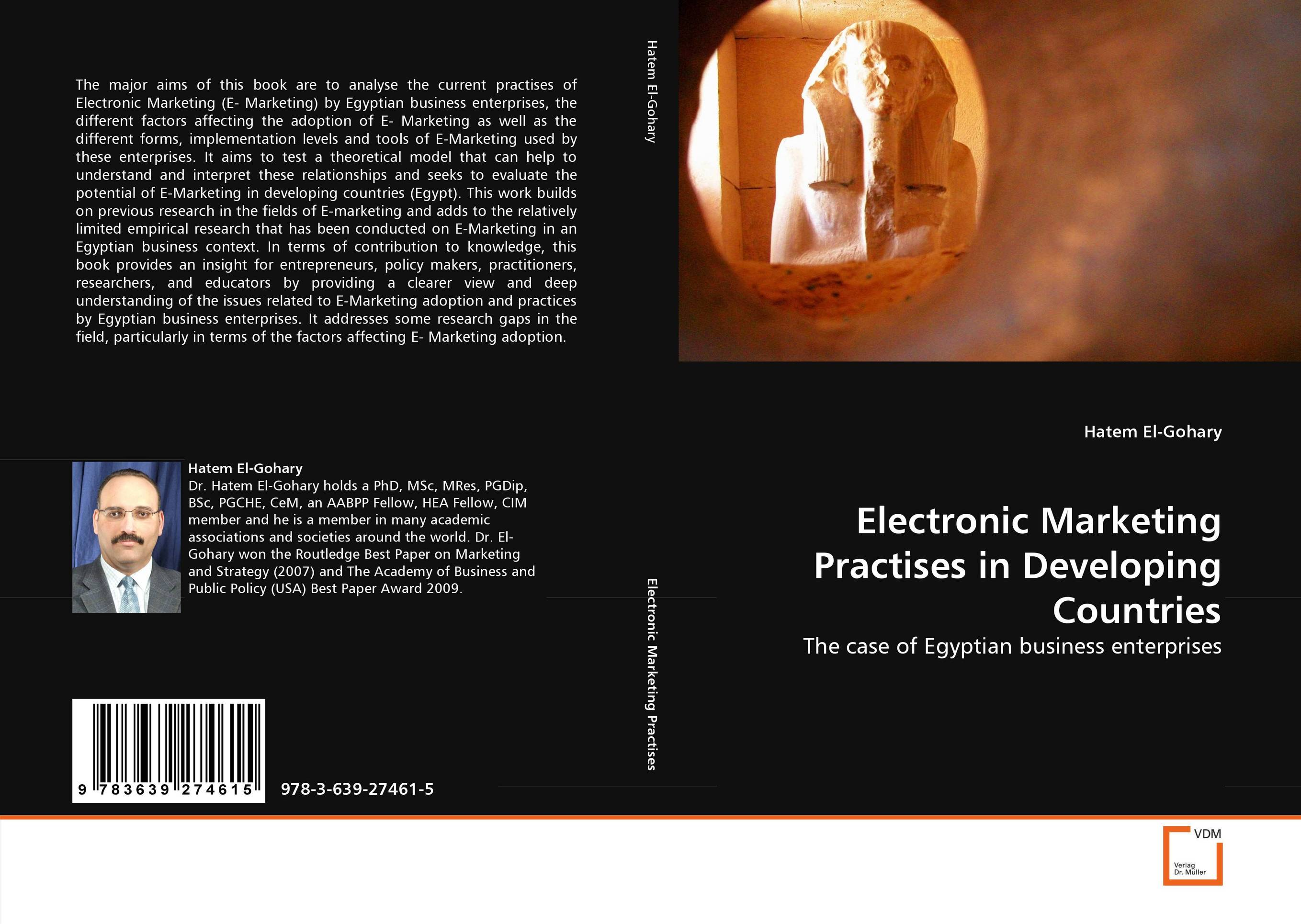 Electronic Marketing Practises in Developing Countries the adoption of e procurement