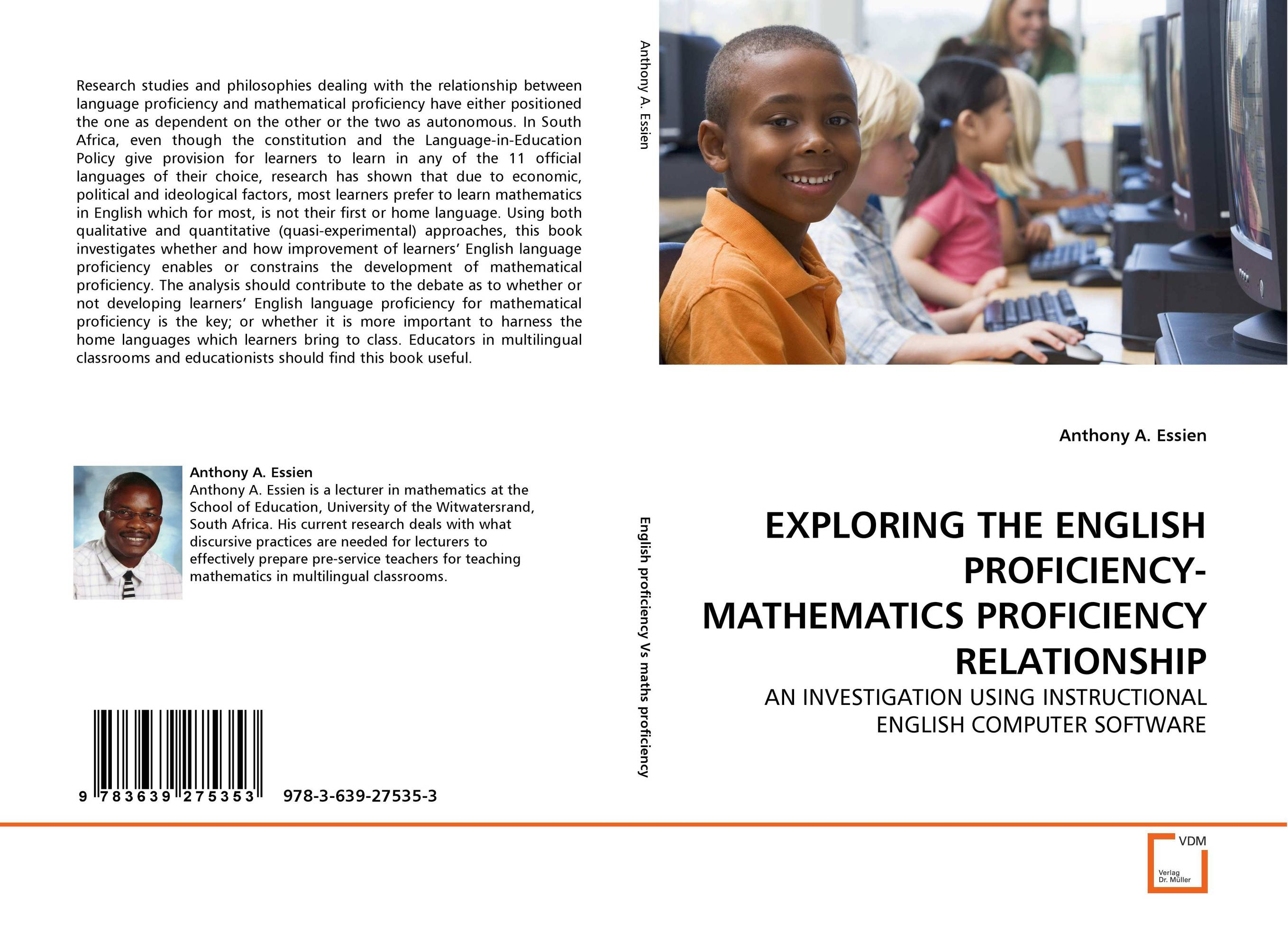 EXPLORING THE ENGLISH PROFICIENCY-MATHEMATICS PROFICIENCY RELATIONSHIP a study on english language proficiency of efl learners in bangladesh