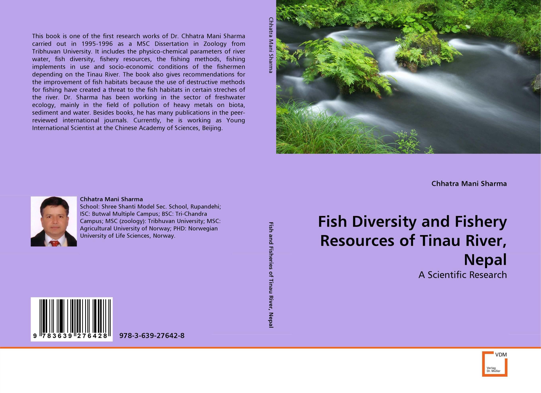 купить Fish Diversity and Fishery Resources of Tinau River, Nepal онлайн