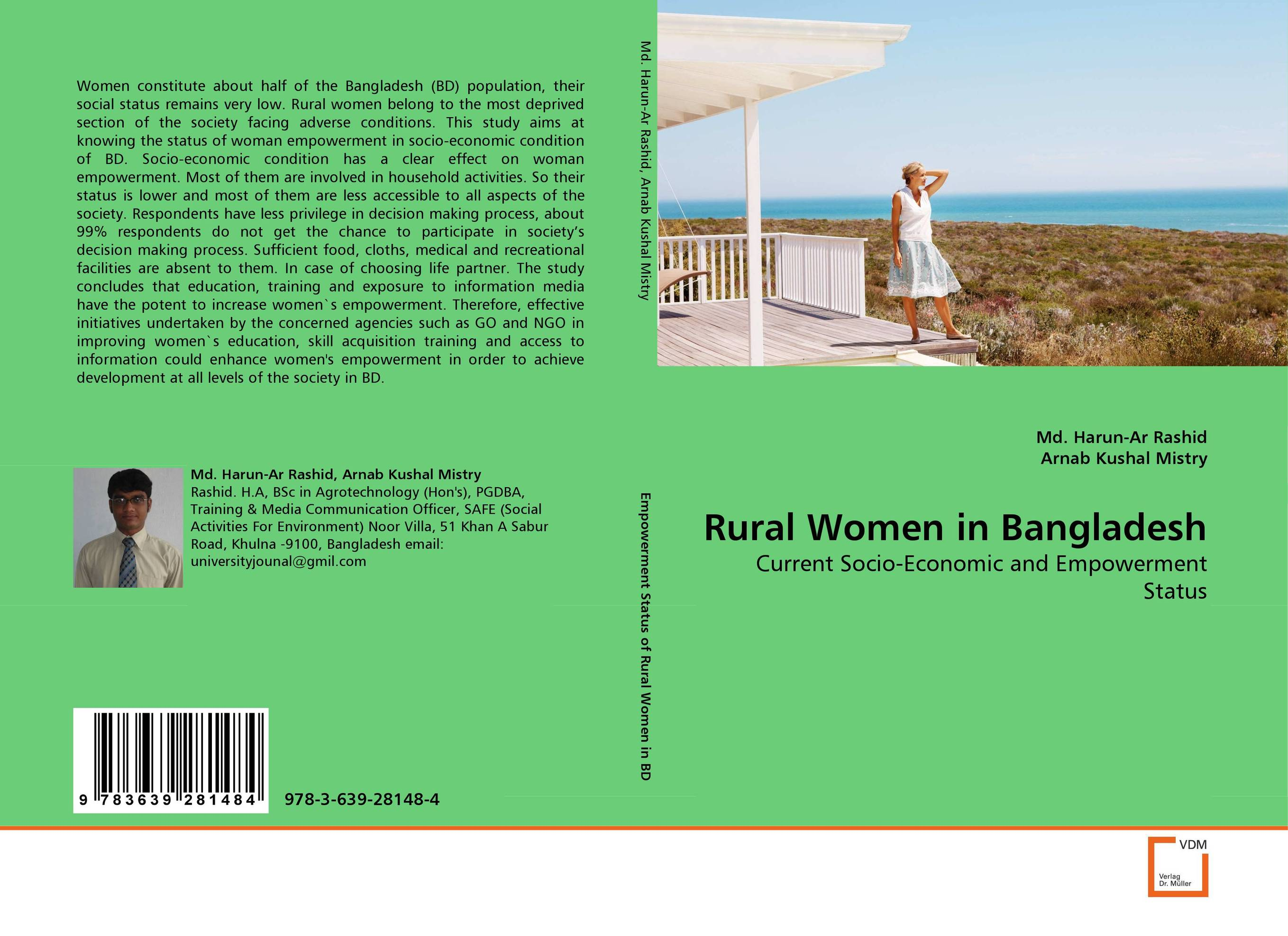 a socio economic study on rural women Raphael avornyo journal of global initiatives volume 8, nos 1 & 2, 2013, pp103-120 rural women's role in the socio-economic growth and well-being of ghana: a case study of women.