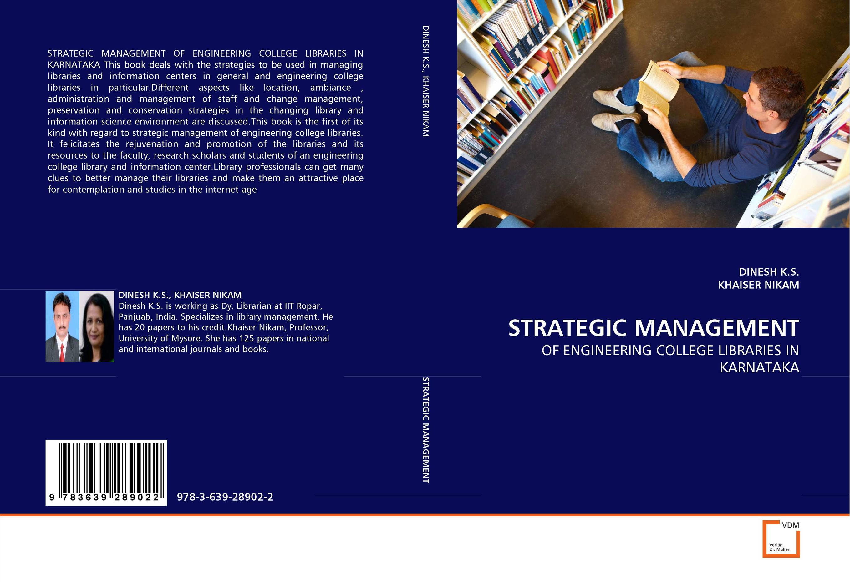 Strategic Management strategic management of research