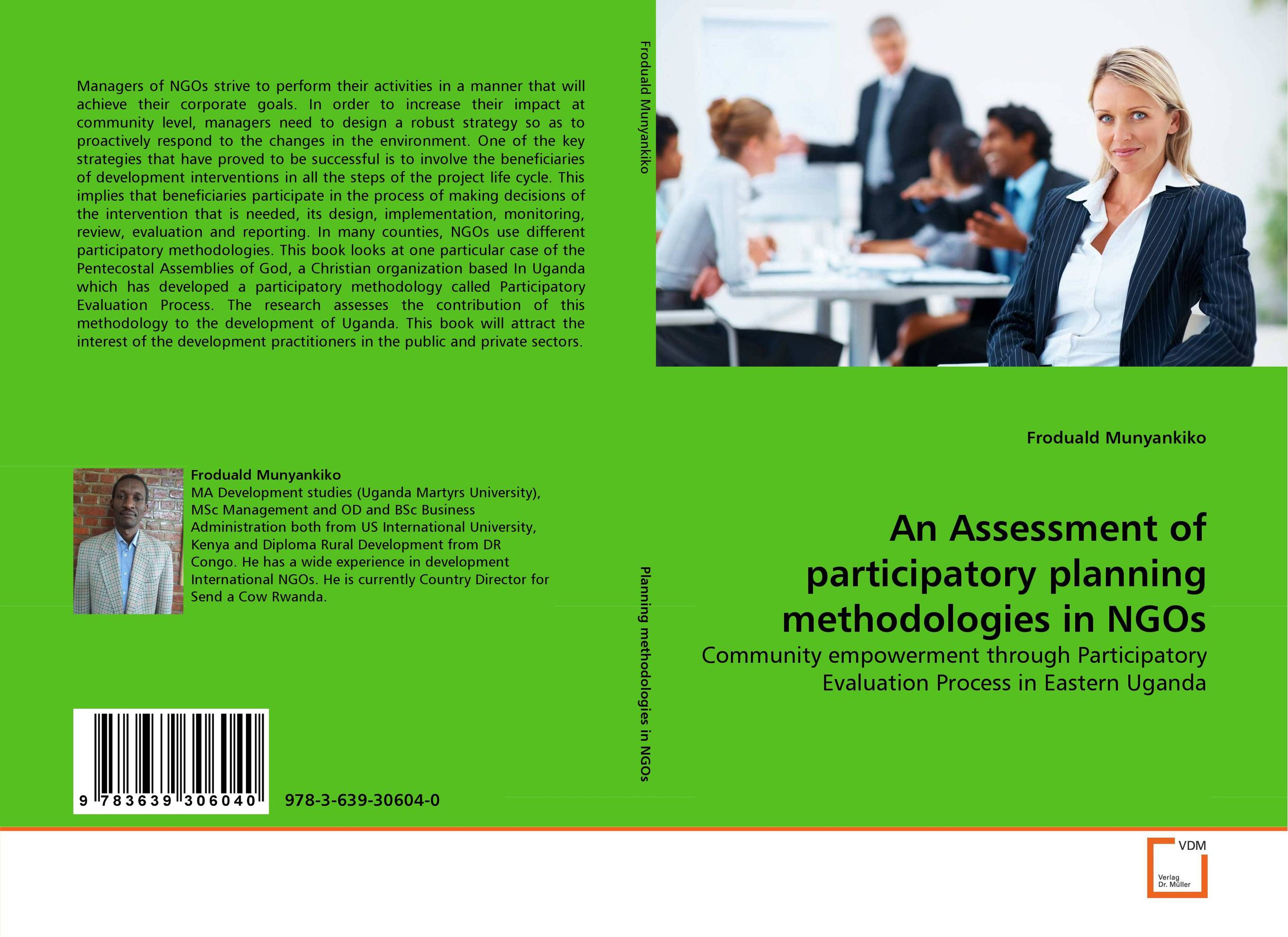 An Assessment of participatory planning methodologies in NGOs ngos