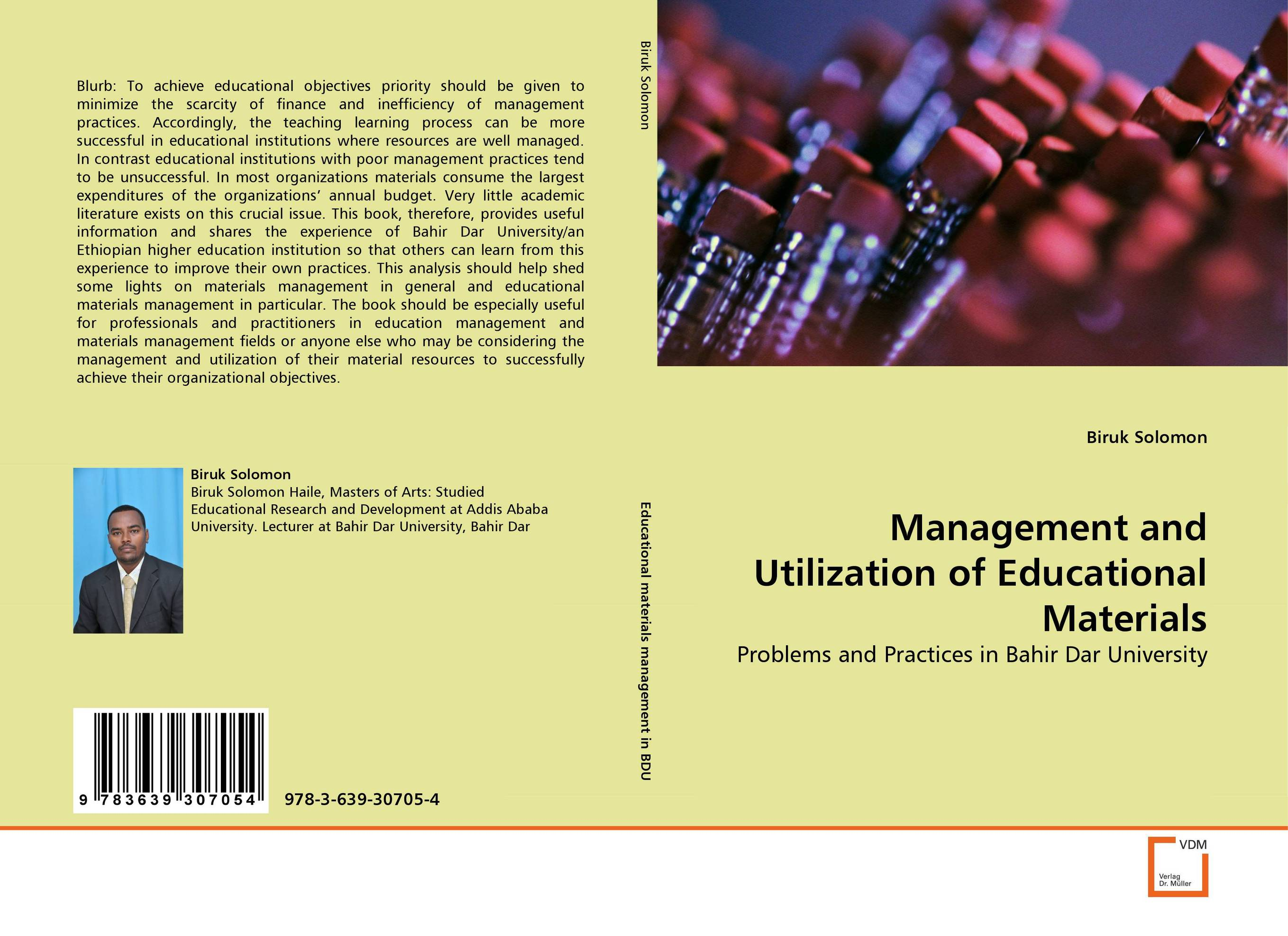 Management and Utilization of Educational Materials neera sharma education and educational management in kautilya s arthshastra