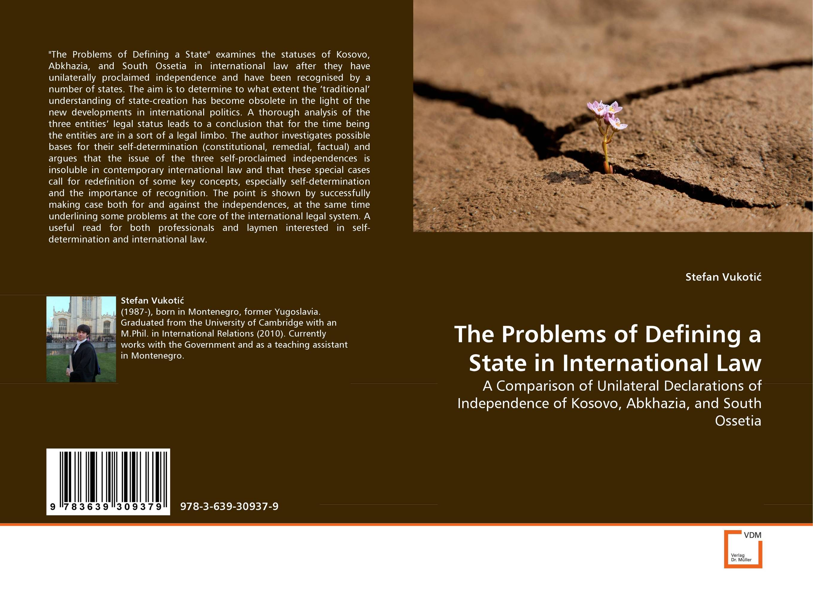 The Problems of Defining a State in International Law edited by robert wintemute and mads andenas legal recognition of same sex partnerships