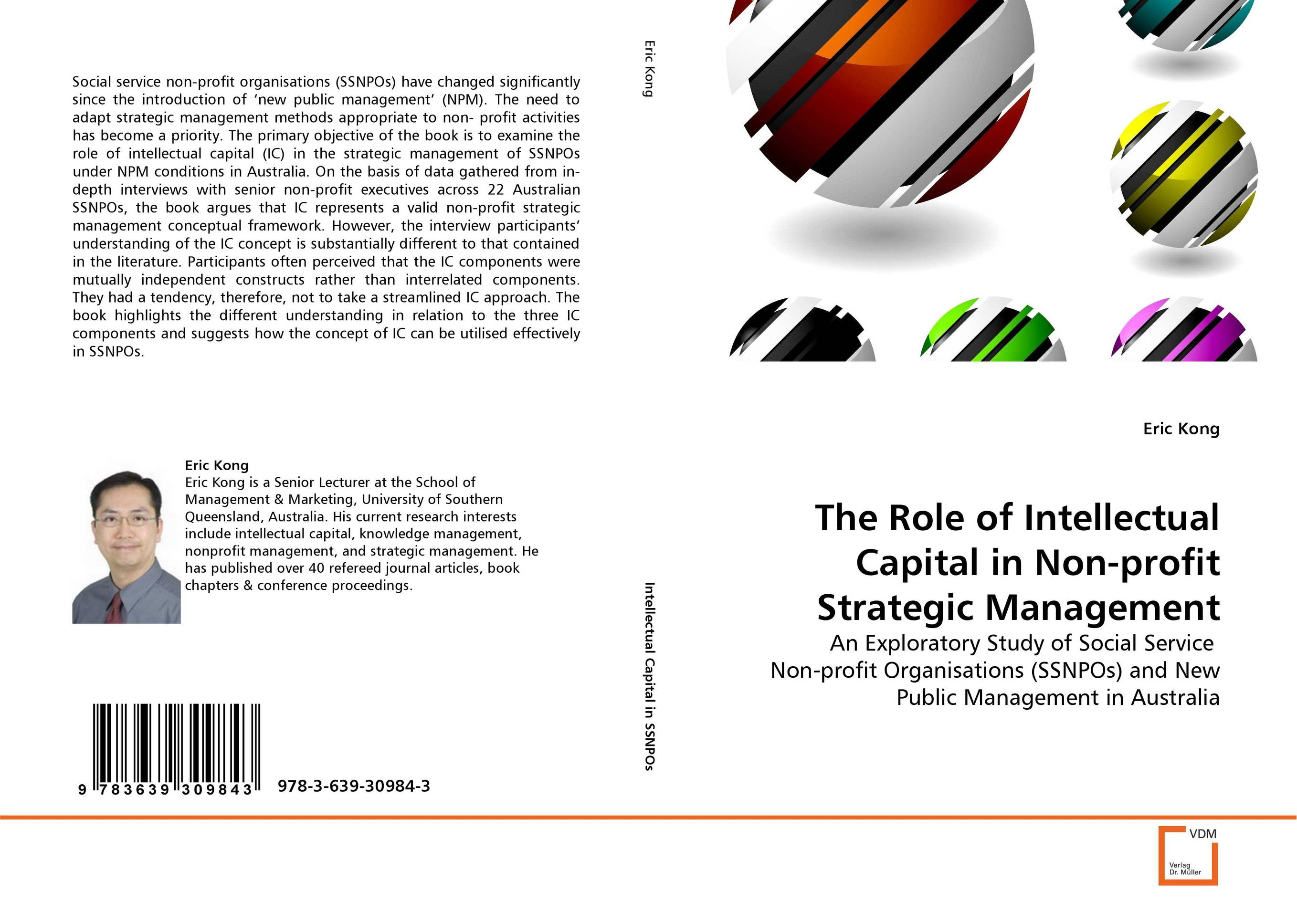 The Role of Intellectual Capital in Non-profit Strategic Management perspectives on intellectual capital multidisciplinary insights into management measurement and reporting
