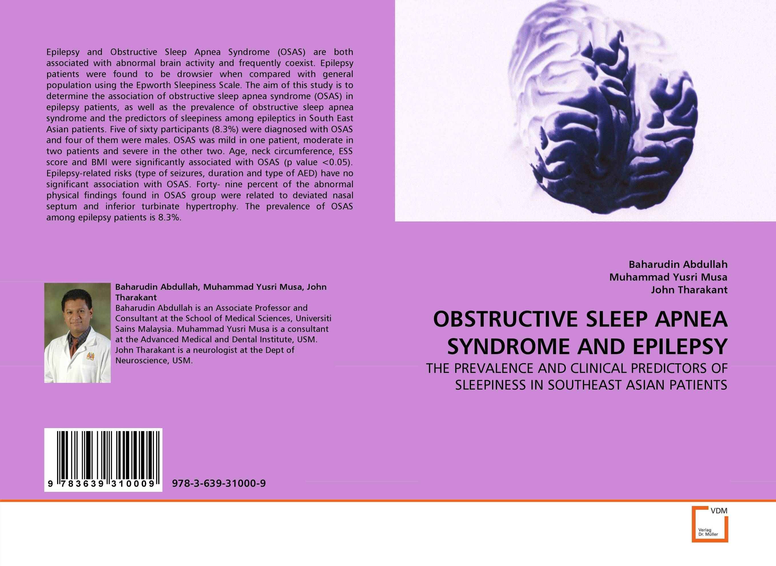 OBSTRUCTIVE SLEEP APNEA SYNDROME AND EPILEPSY epilepsy in children psychological concerns