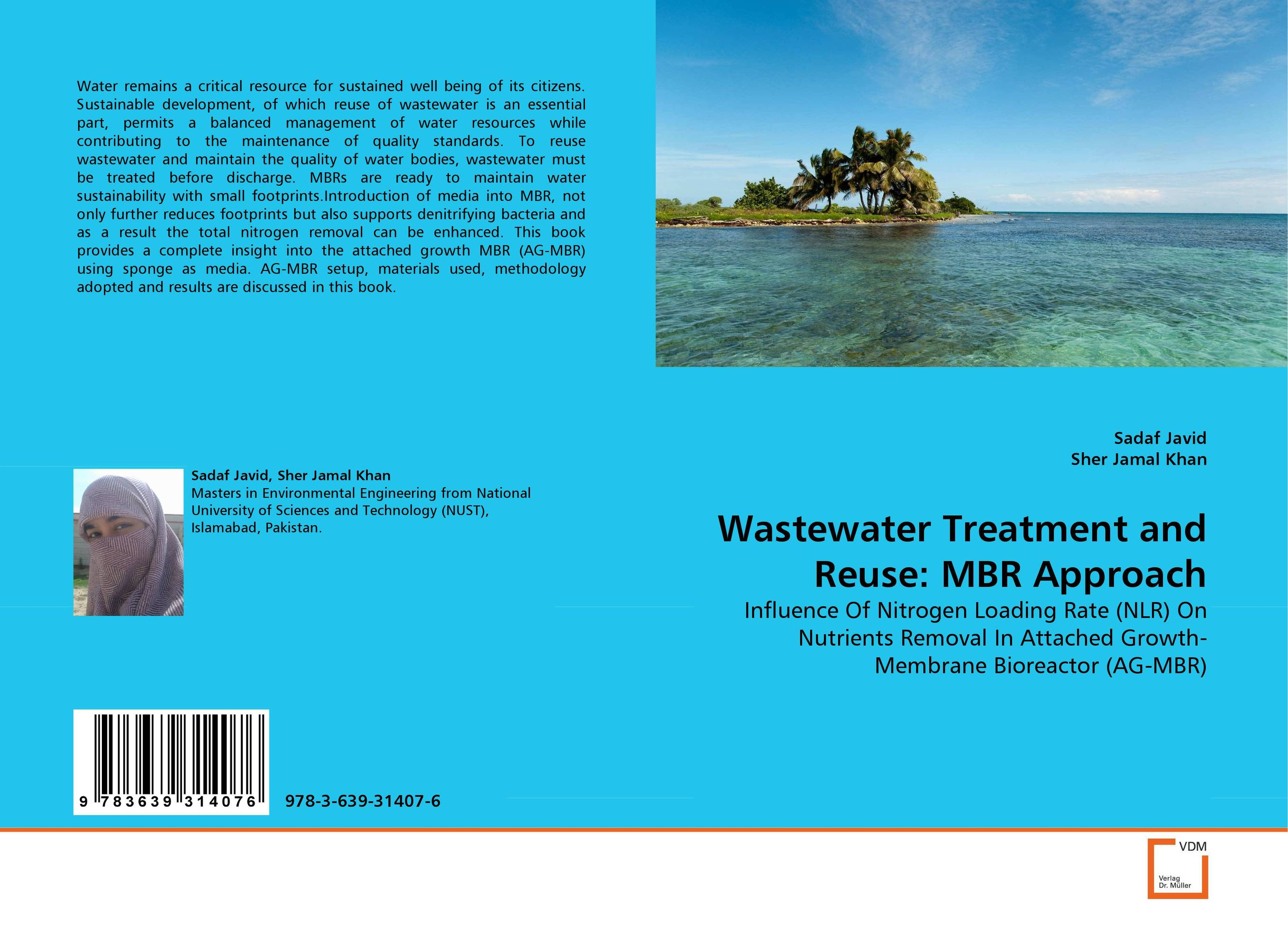Wastewater Treatment and Reuse: MBR Approach цена