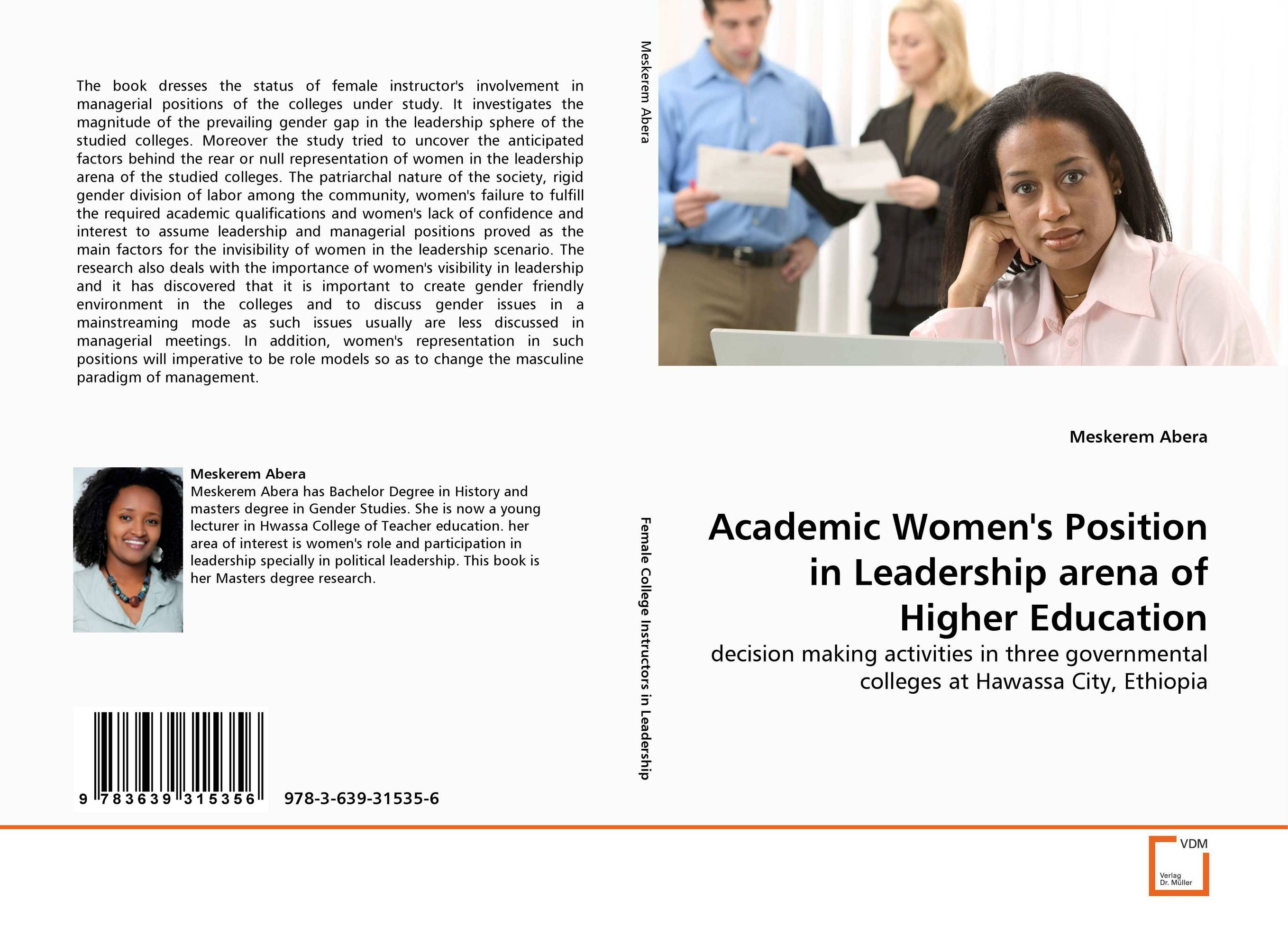 Academic Women''s Position in Leadership arena of Higher Education
