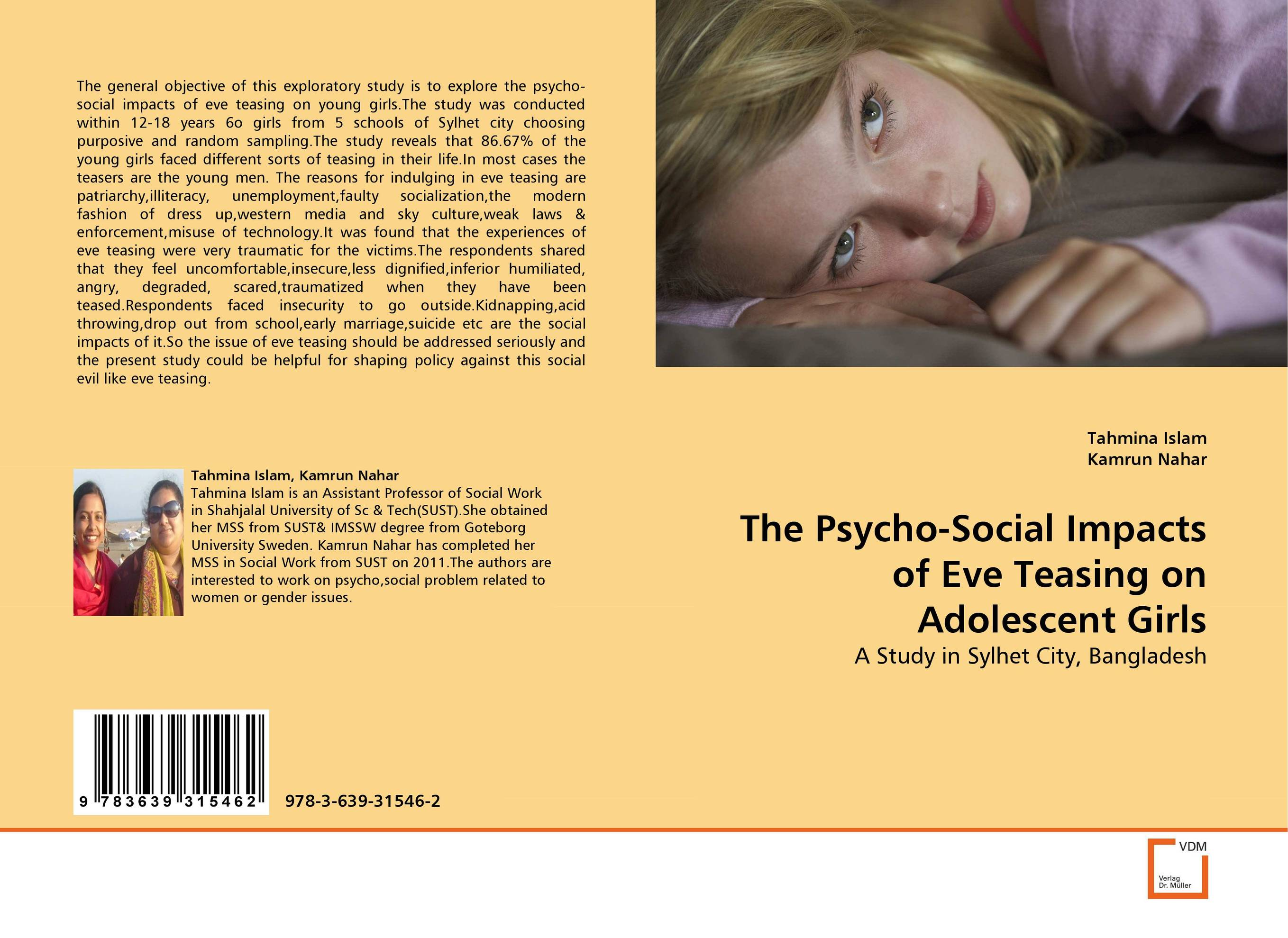 The Psycho-Social Impacts of Eve Teasing on Adolescent Girls edwards eve the rogues princess