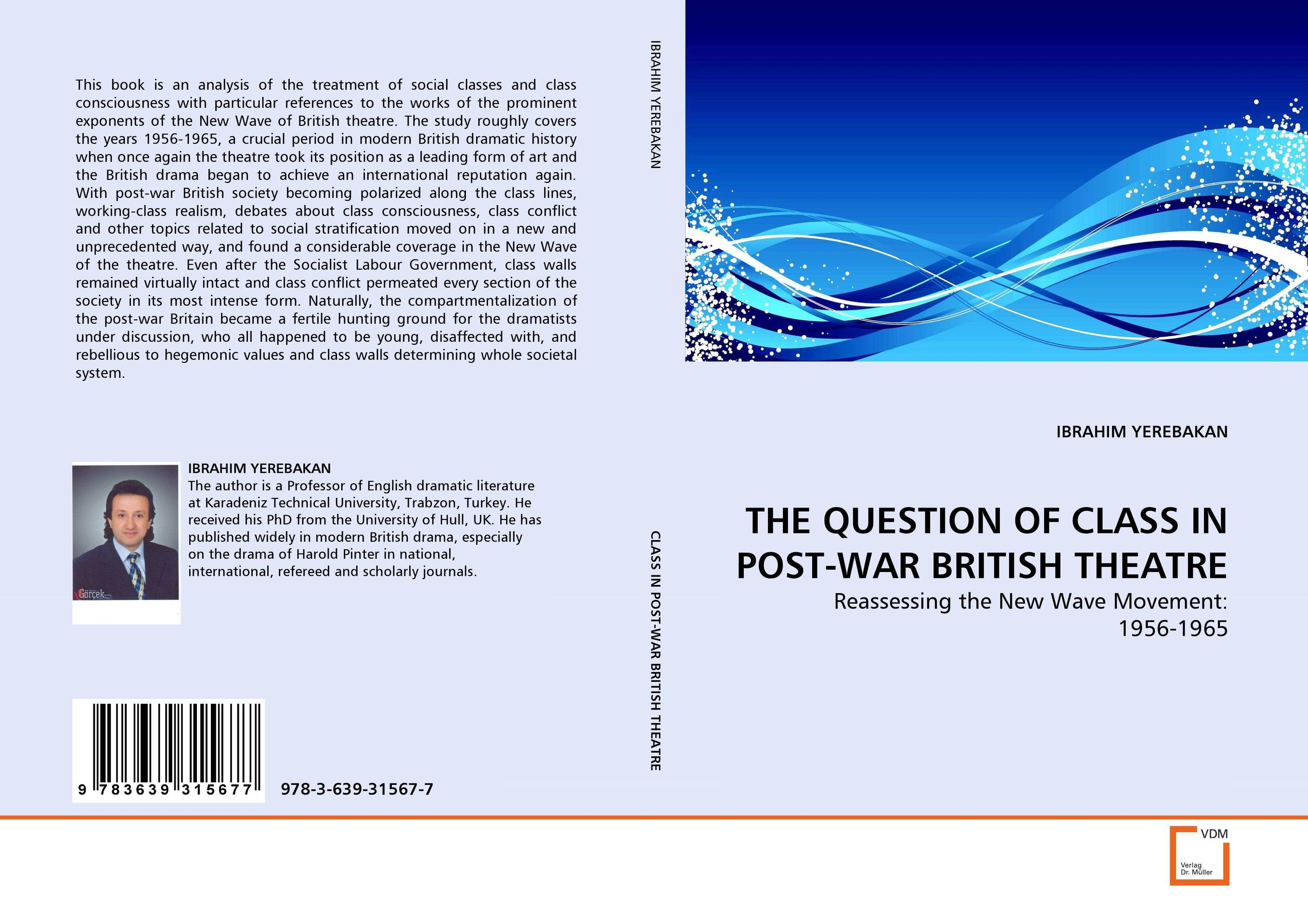 все цены на THE QUESTION OF CLASS IN POST-WAR BRITISH THEATRE