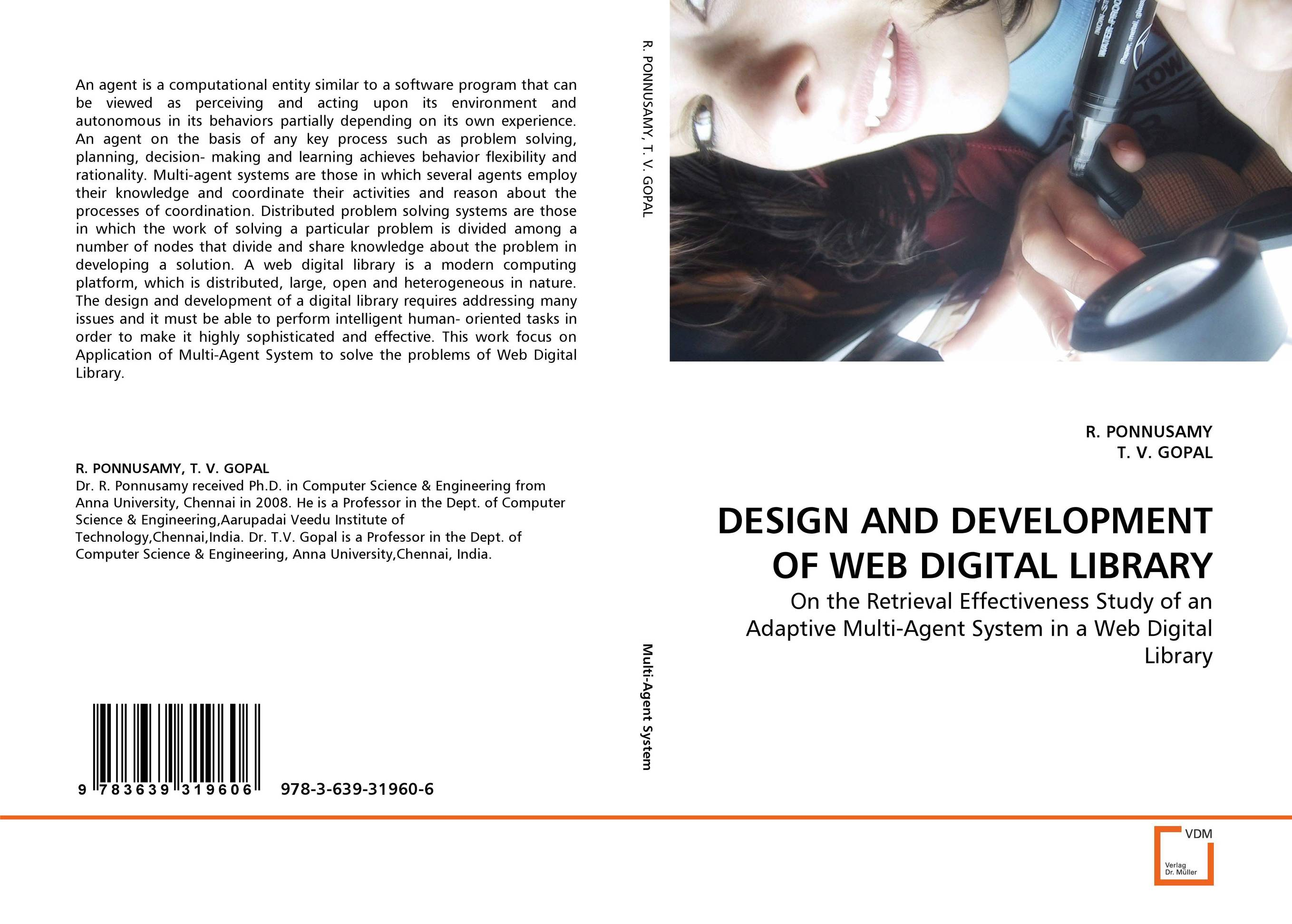 DESIGN AND DEVELOPMENT OF WEB DIGITAL LIBRARY riggs r library of souls