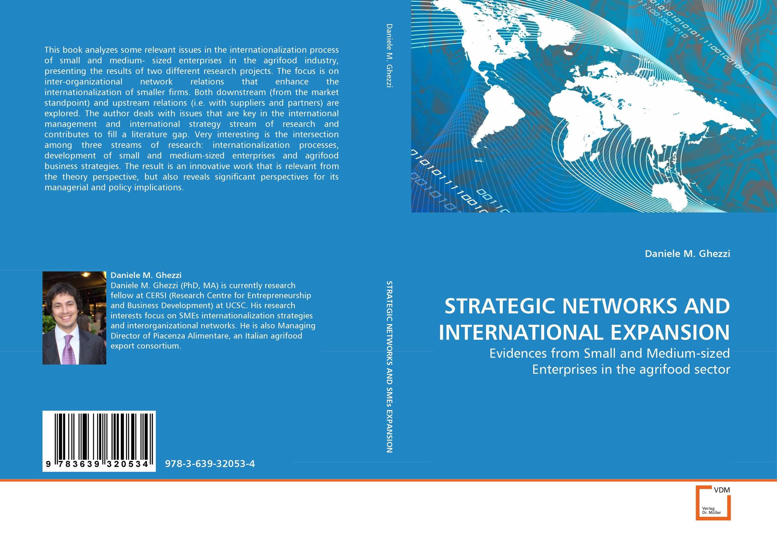 STRATEGIC NETWORKS AND INTERNATIONAL EXPANSION small and medium enterprises issues and challenges