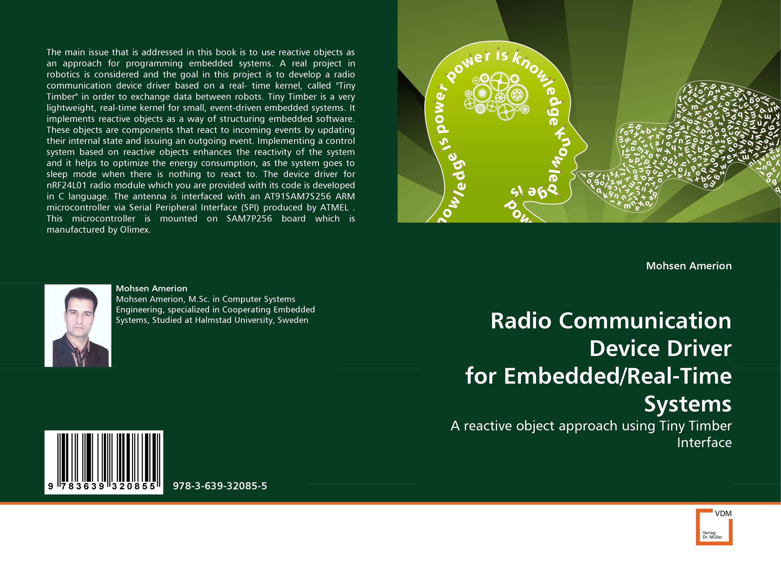 Radio Communication Device Driver for Embedded/Real-Time Systems david luckham c event processing for business organizing the real time enterprise