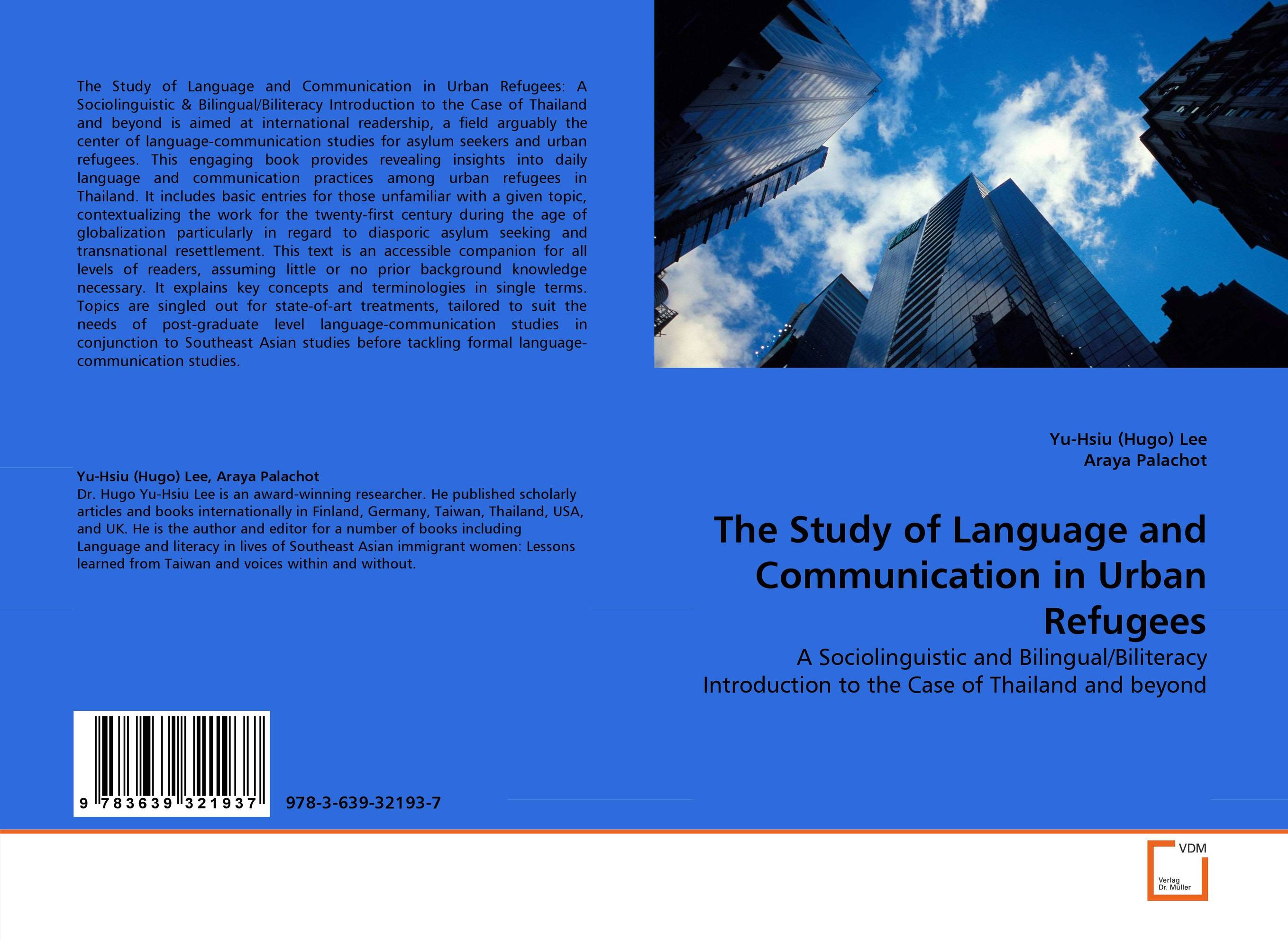 The Study of Language and Communication in Urban Refugees laura – a case for the modularity of language
