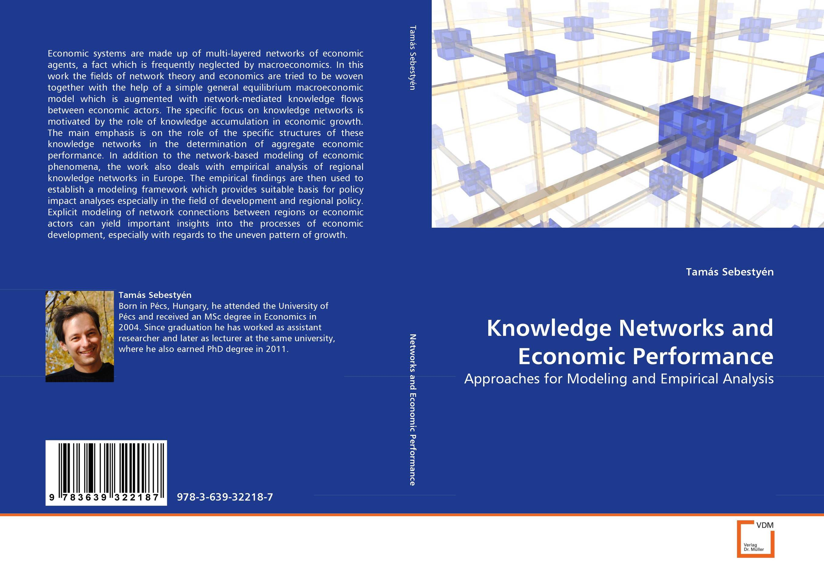 Knowledge Networks and Economic Performance modeling and evaluation of networks on chip