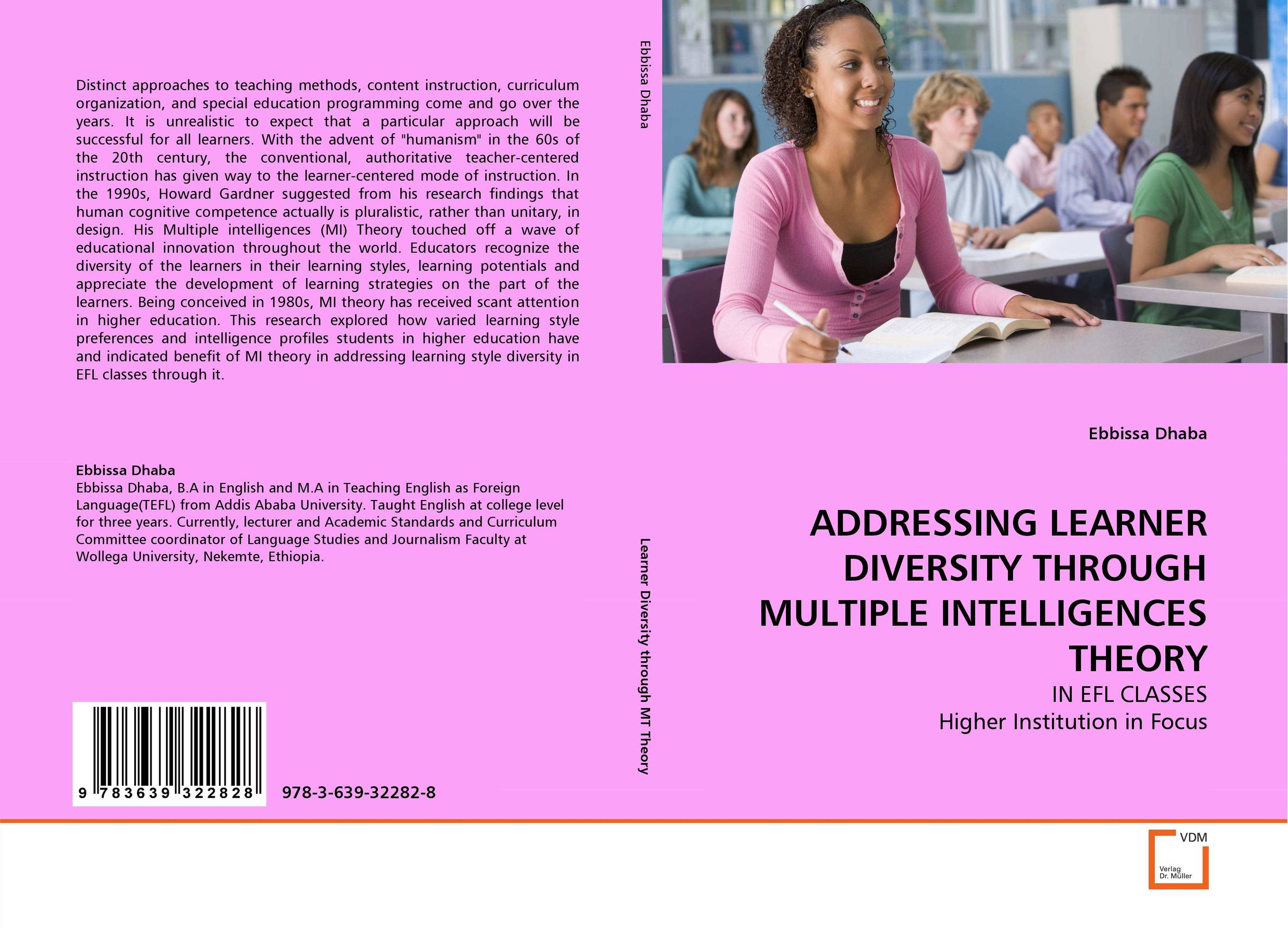 ADDRESSING LEARNER DIVERSITY THROUGH MULTIPLE INTELLIGENCES THEORY