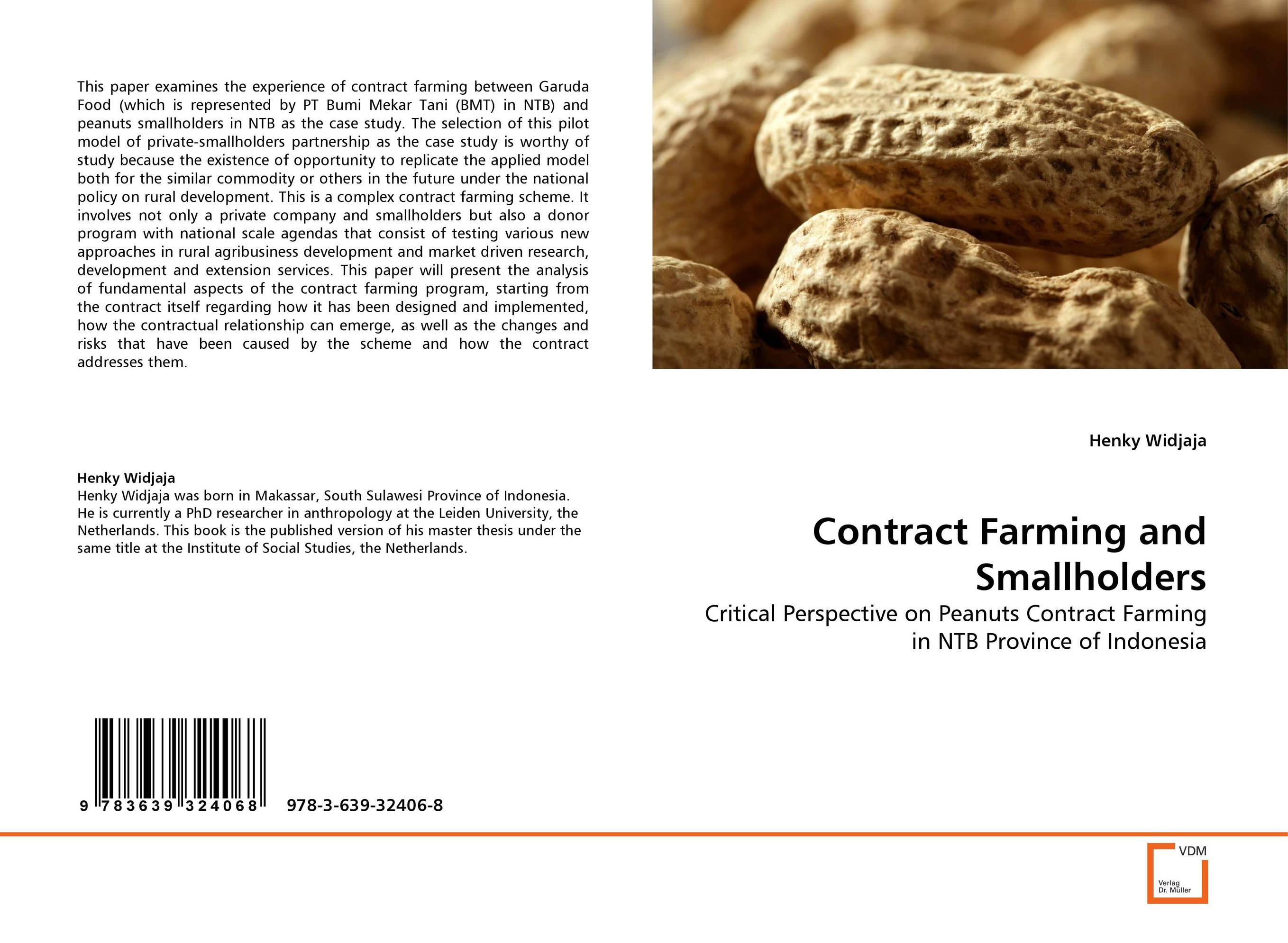 Contract Farming and Smallholders