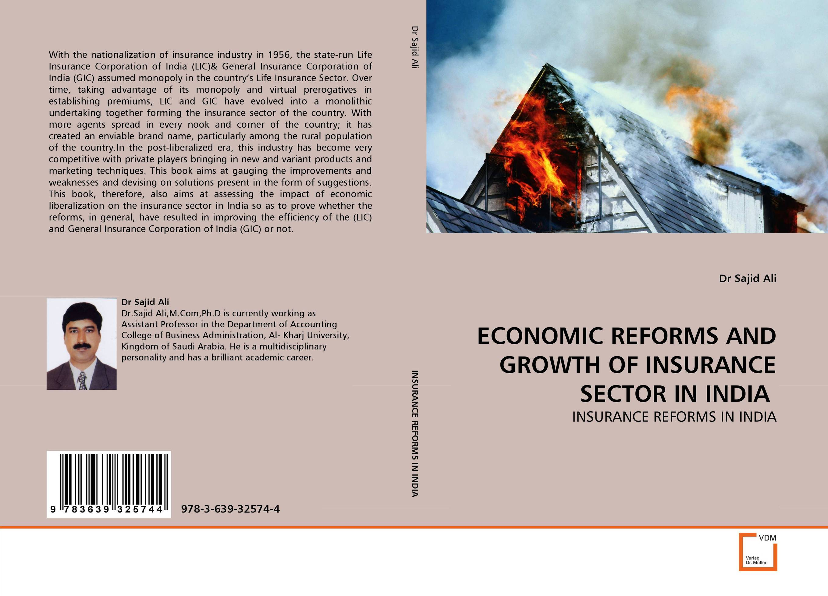 ECONOMIC REFORMS AND GROWTH OF INSURANCE SECTOR IN INDIA ? economic reforms and growth of insurance sector in india