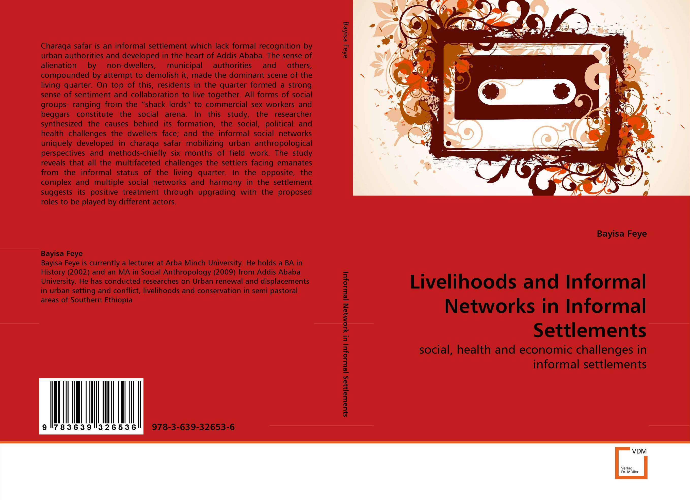 Livelihoods and Informal Networks in Informal Settlements sense and sensibility