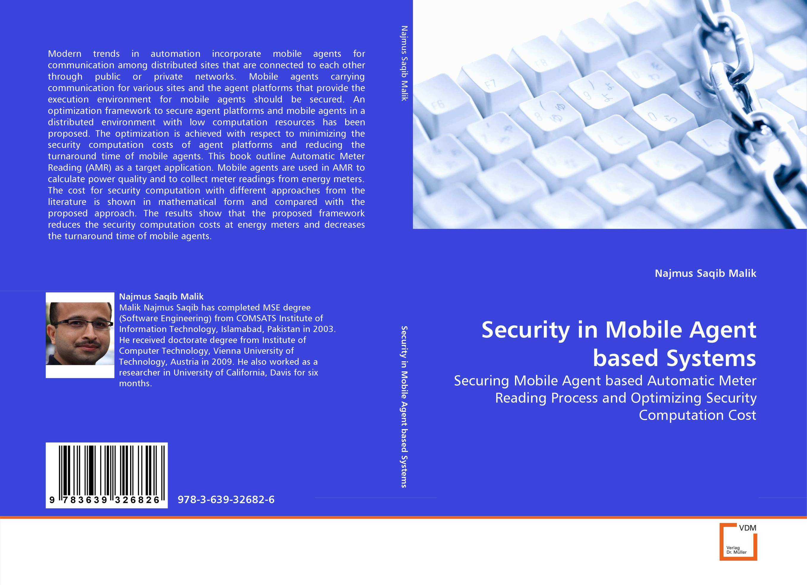 Security in Mobile Agent based Systems mobile agent technology