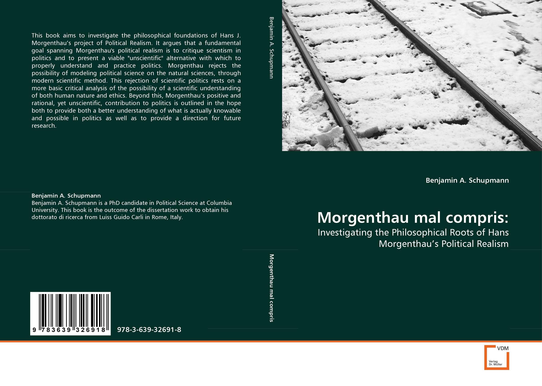 Morgenthau mal compris: the art and politics of science