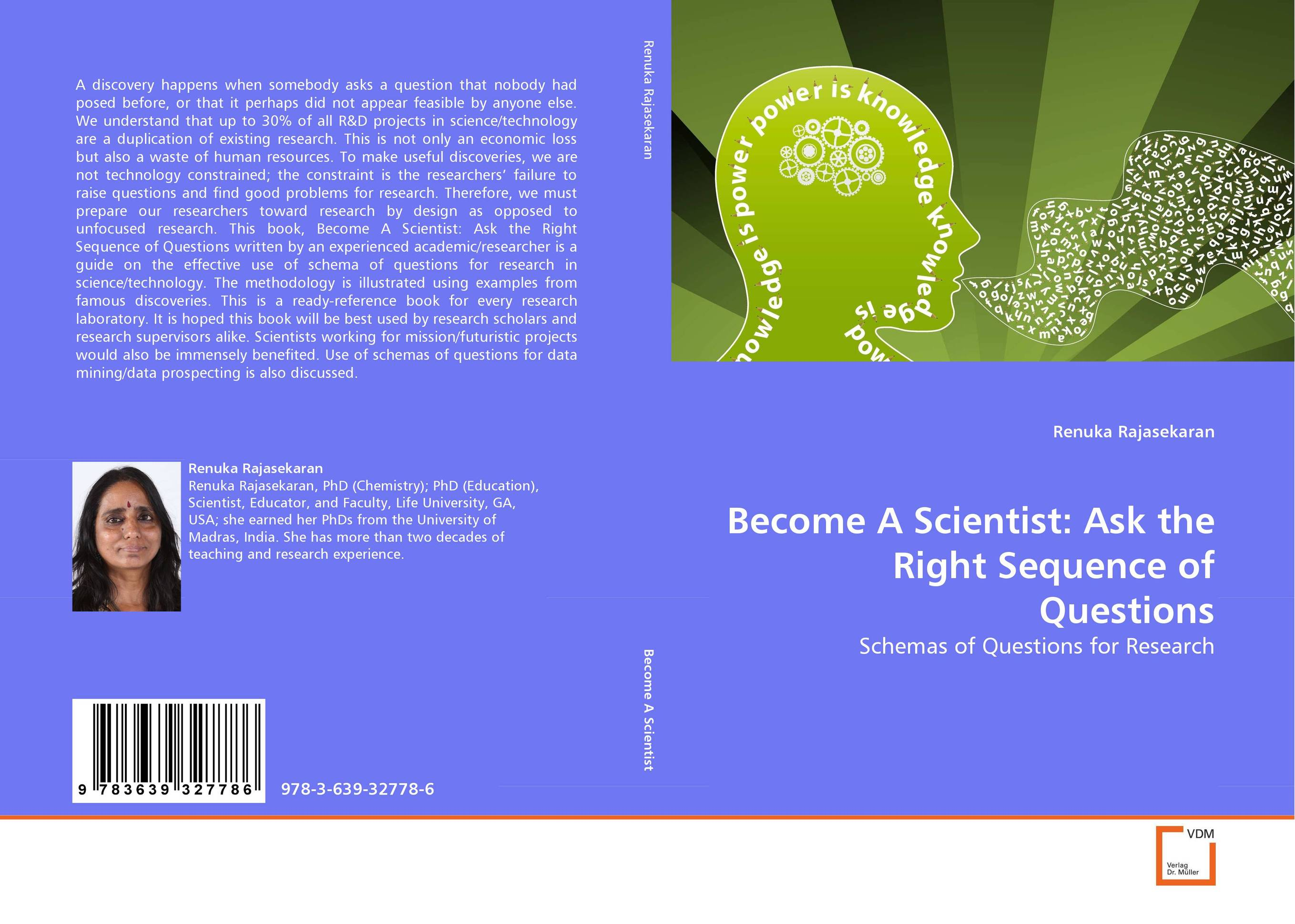 Become A Scientist: Ask the Right Sequence of Questions ram charan owning up the 14 questions every board member needs to ask