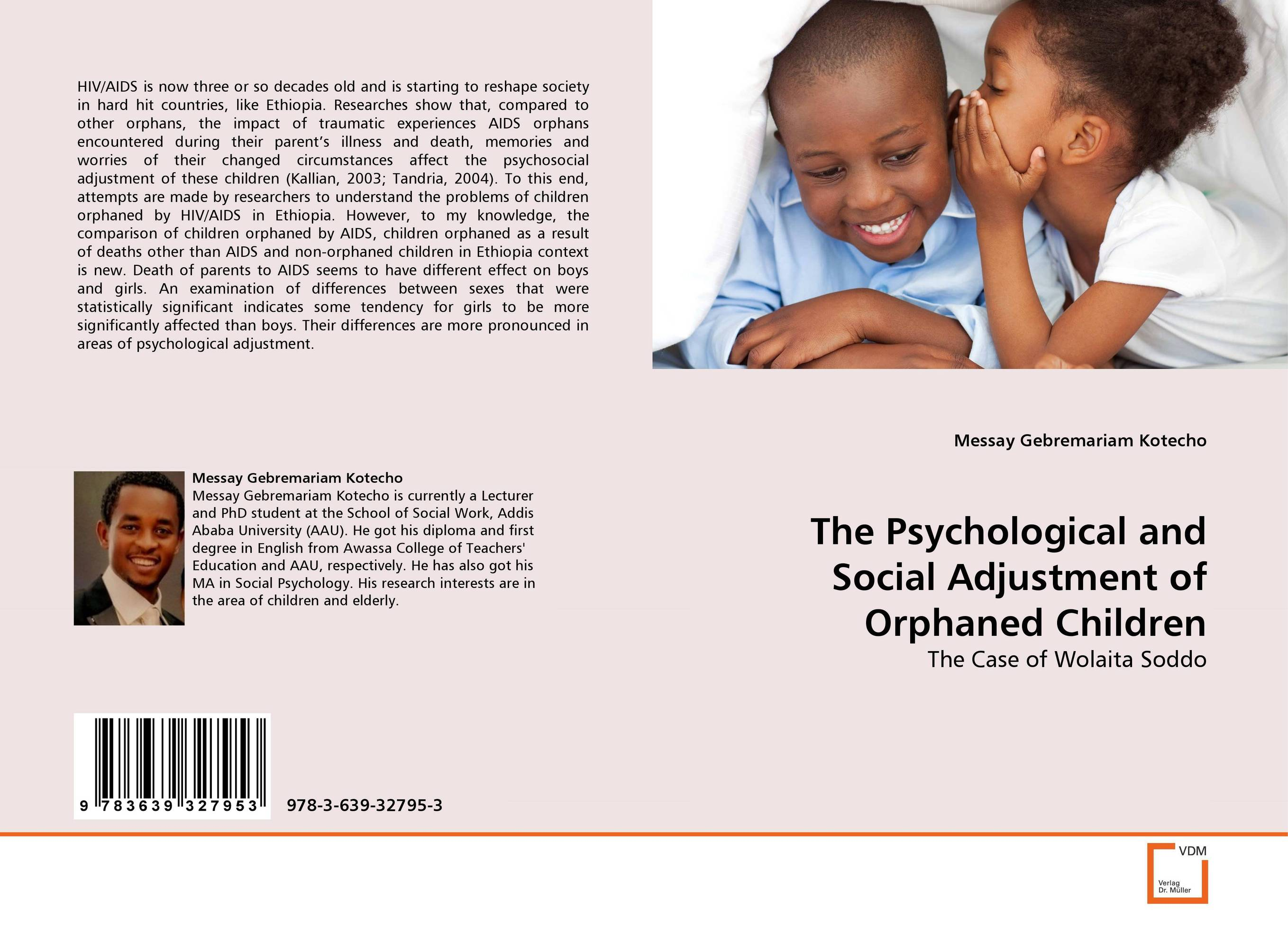 The Psychological and Social Adjustment of Orphaned Children epilepsy in children psychological concerns