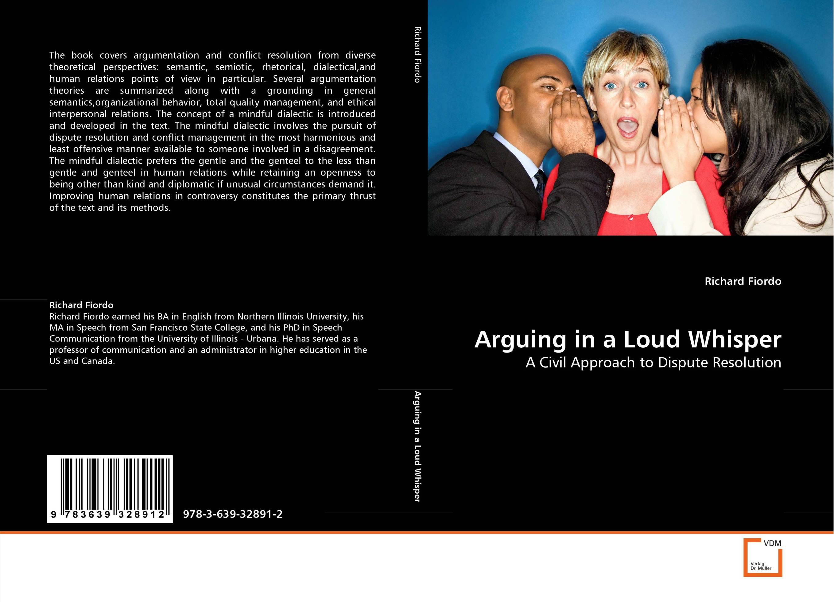 Arguing in a Loud Wh...
