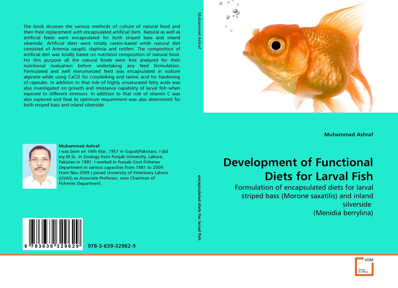 купить Development of Functional Diets for Larval Fish недорого