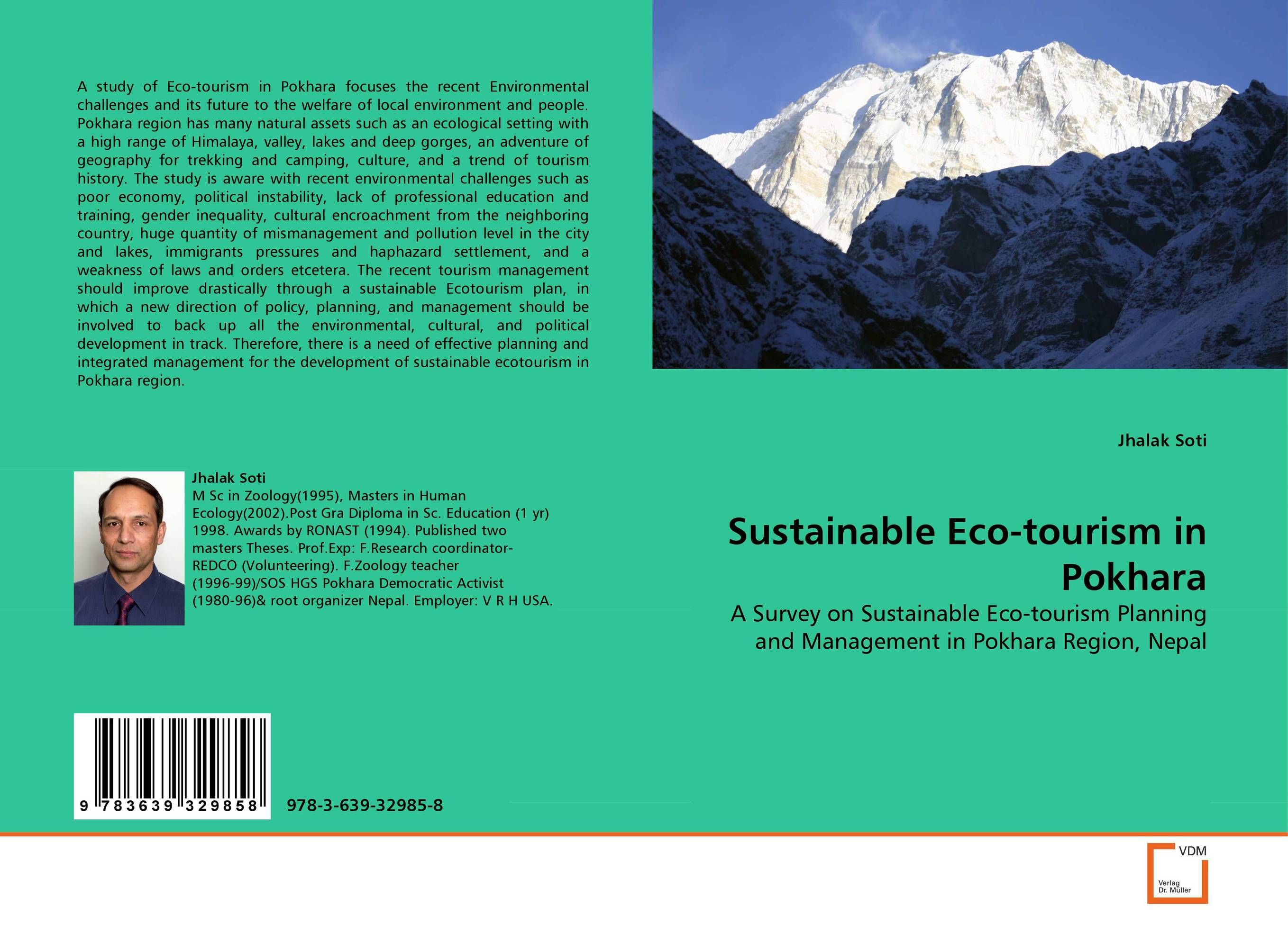 Sustainable Eco-tourism in Pokhara a study of the religio political thought of abdurrahman wahid