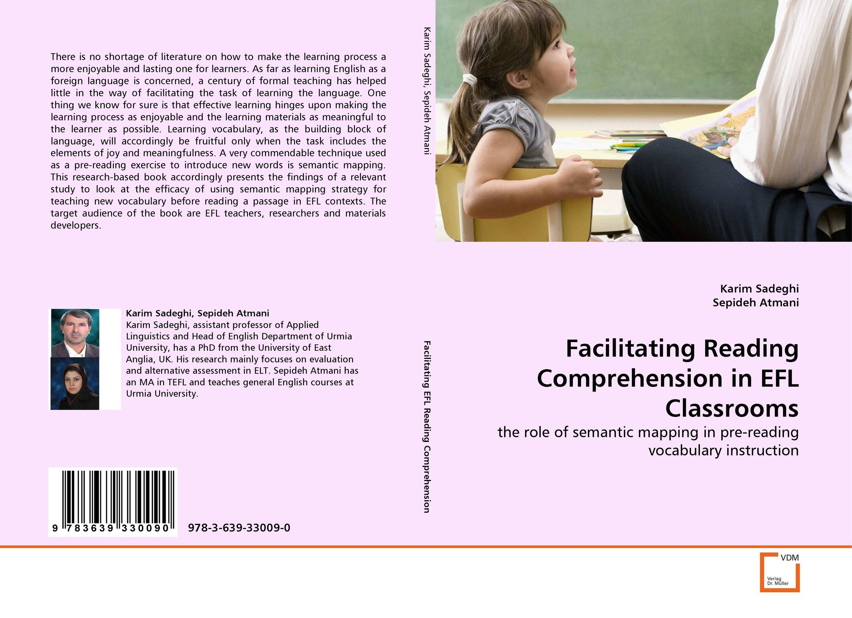 Facilitating Reading Comprehension in EFL Classrooms roshanak nouralian learning based readiness and speaking ability of efl learners