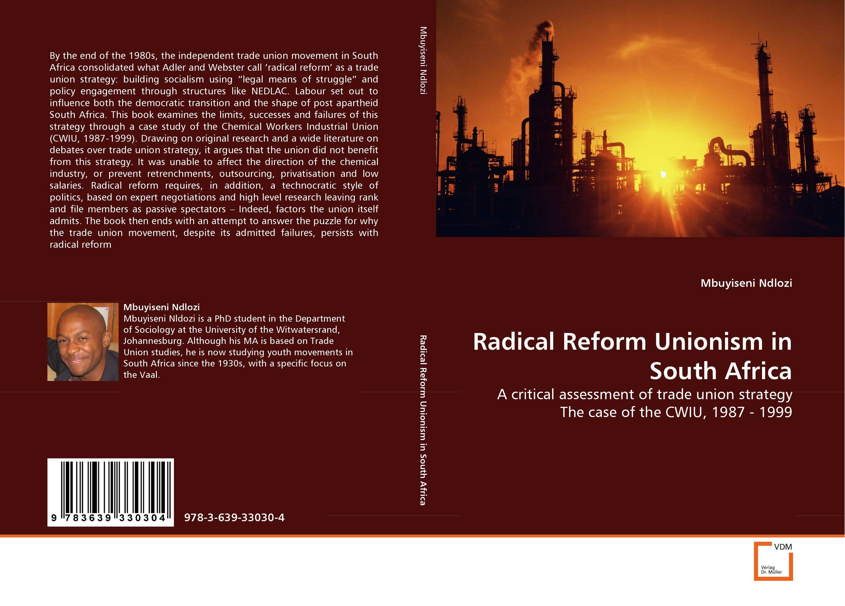 Radical Reform Unionism in South Africa duncan bruce the dream cafe lessons in the art of radical innovation