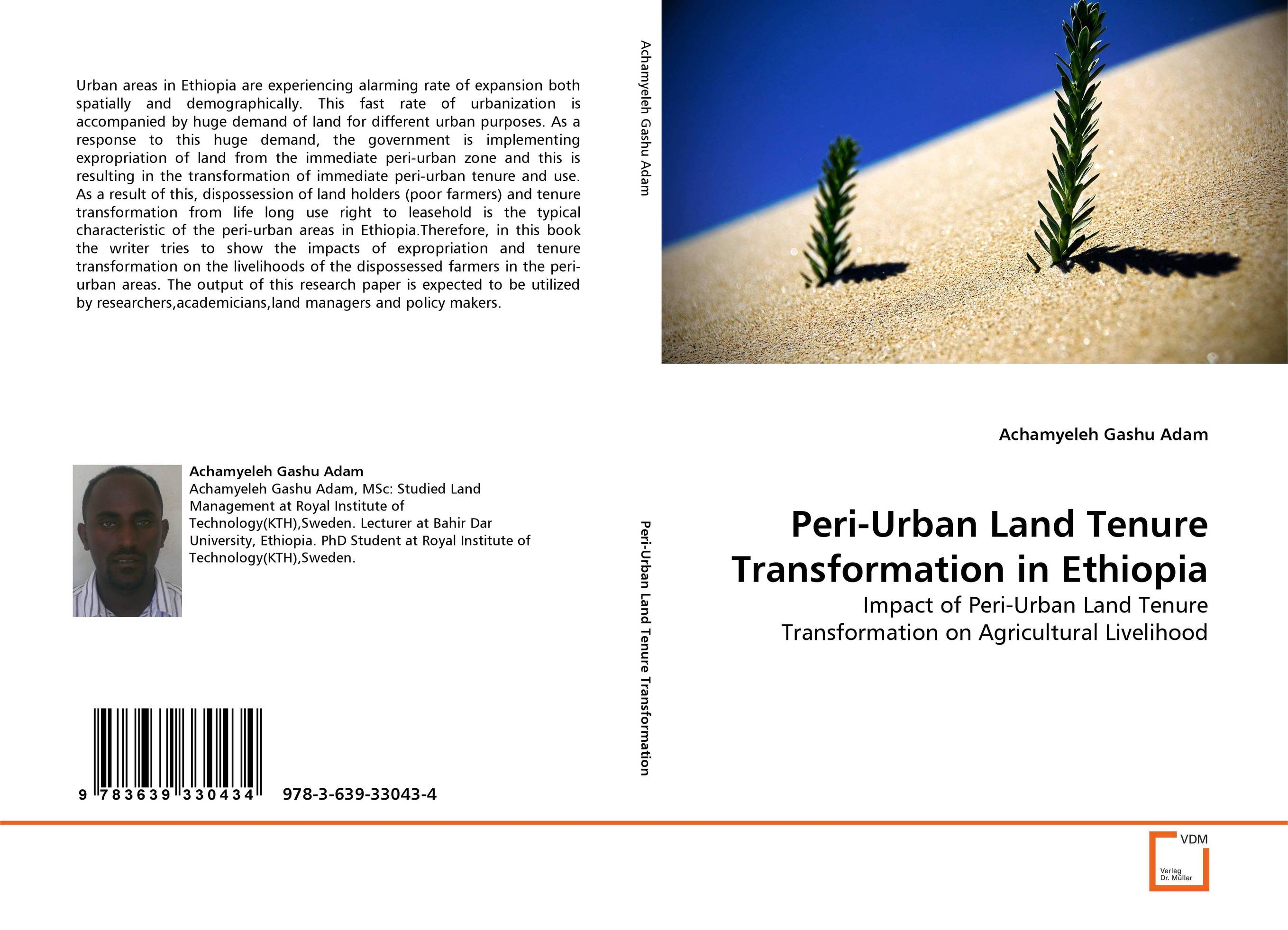 Peri-Urban Land Tenure Transformation in Ethiopia developmental state and economic transformation the case of ethiopia