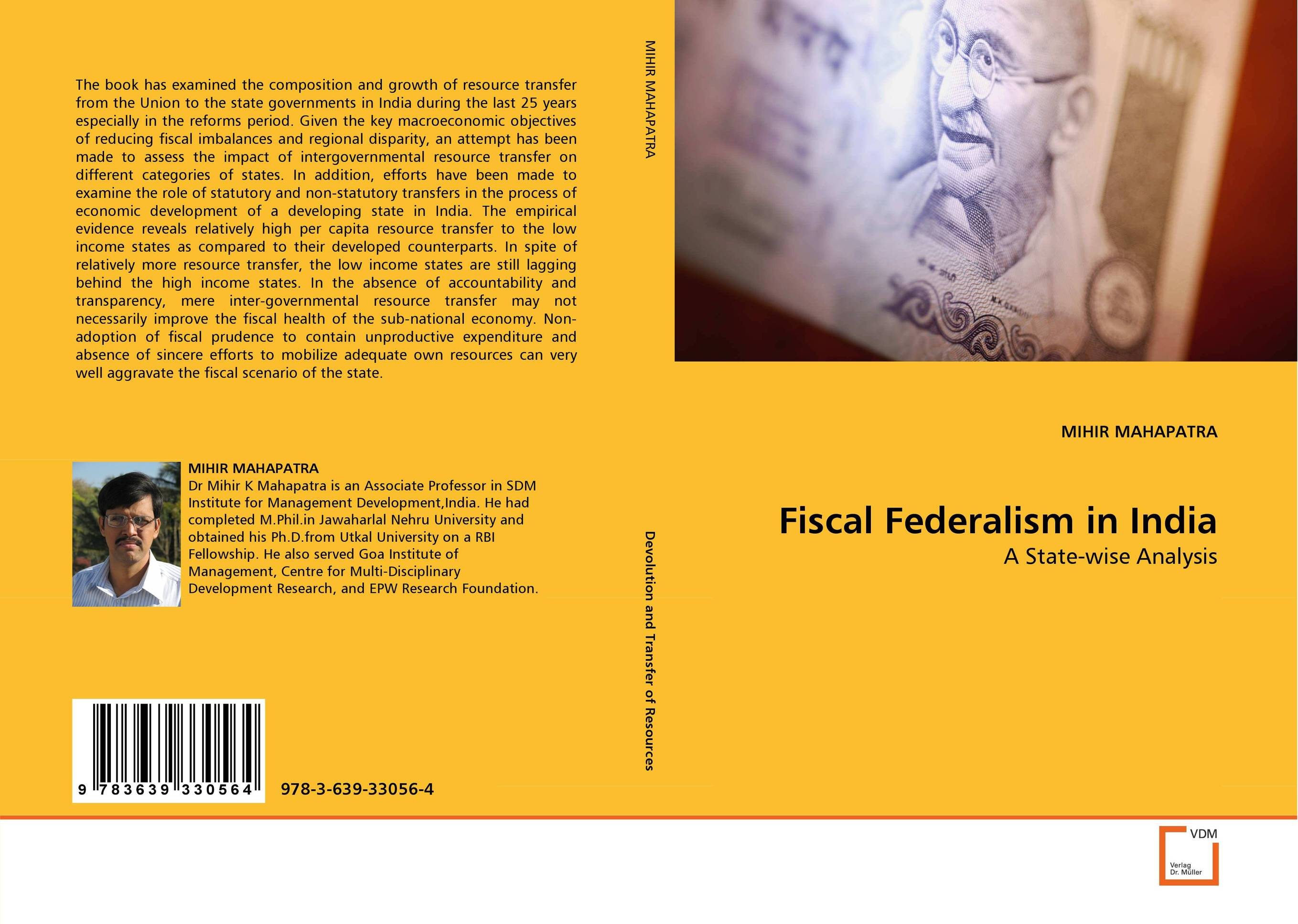 Fiscal Federalism in India impact of asset transfer program on landholdings health and income