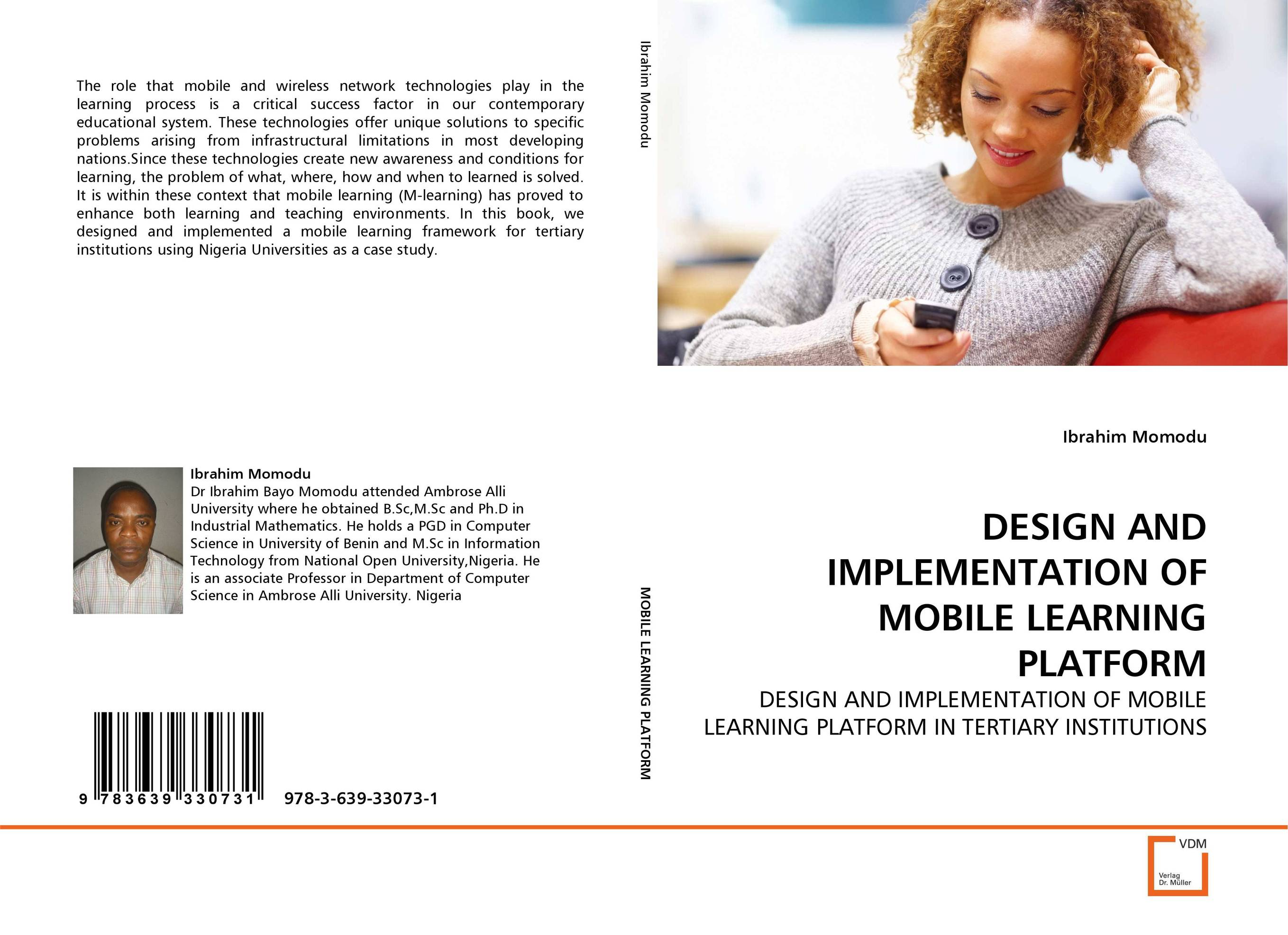 DESIGN AND IMPLEMENTATION OF MOBILE LEARNING PLATFORM mastering mobile learning