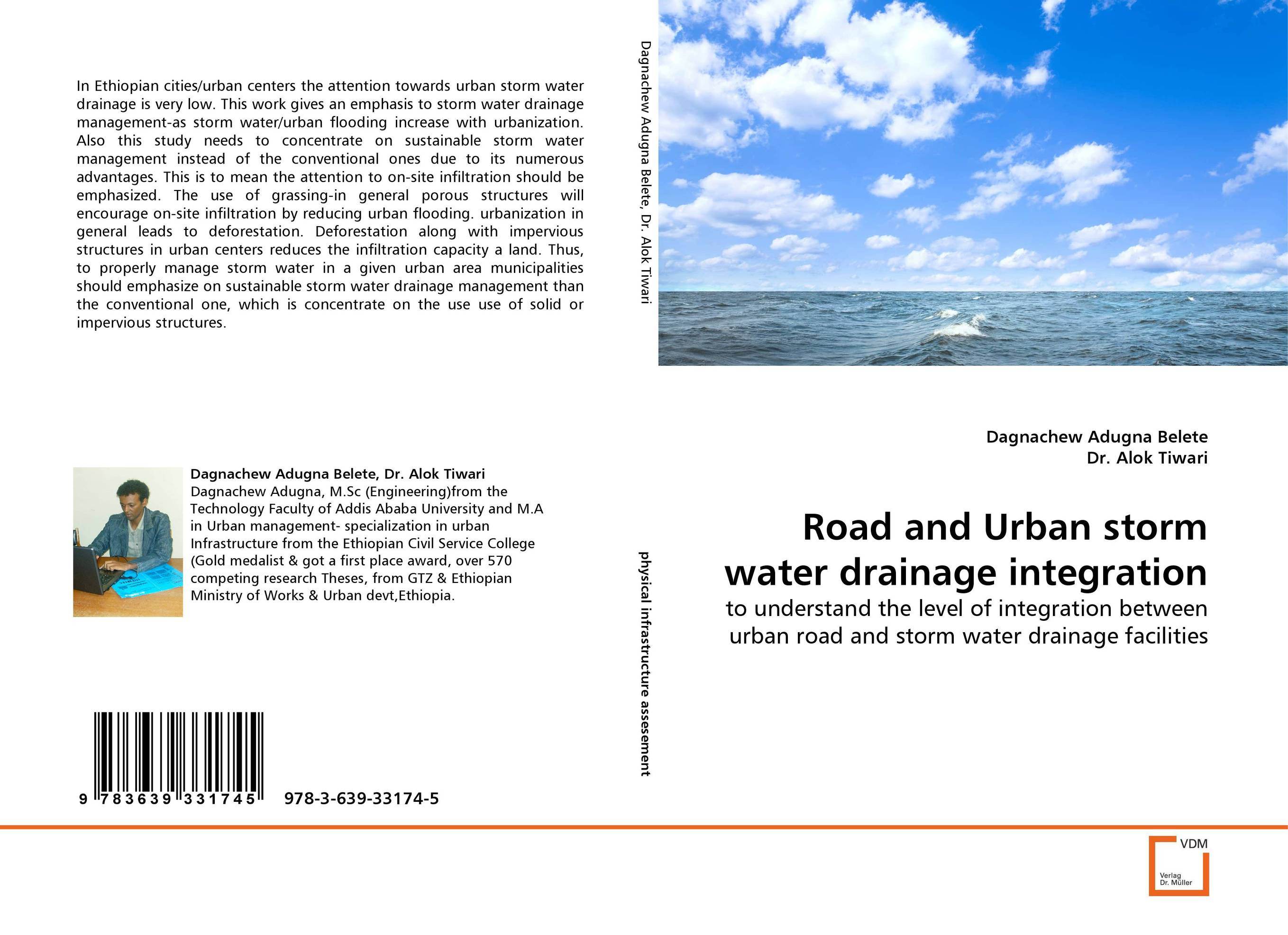 Road and Urban storm water drainage integration sword in the storm