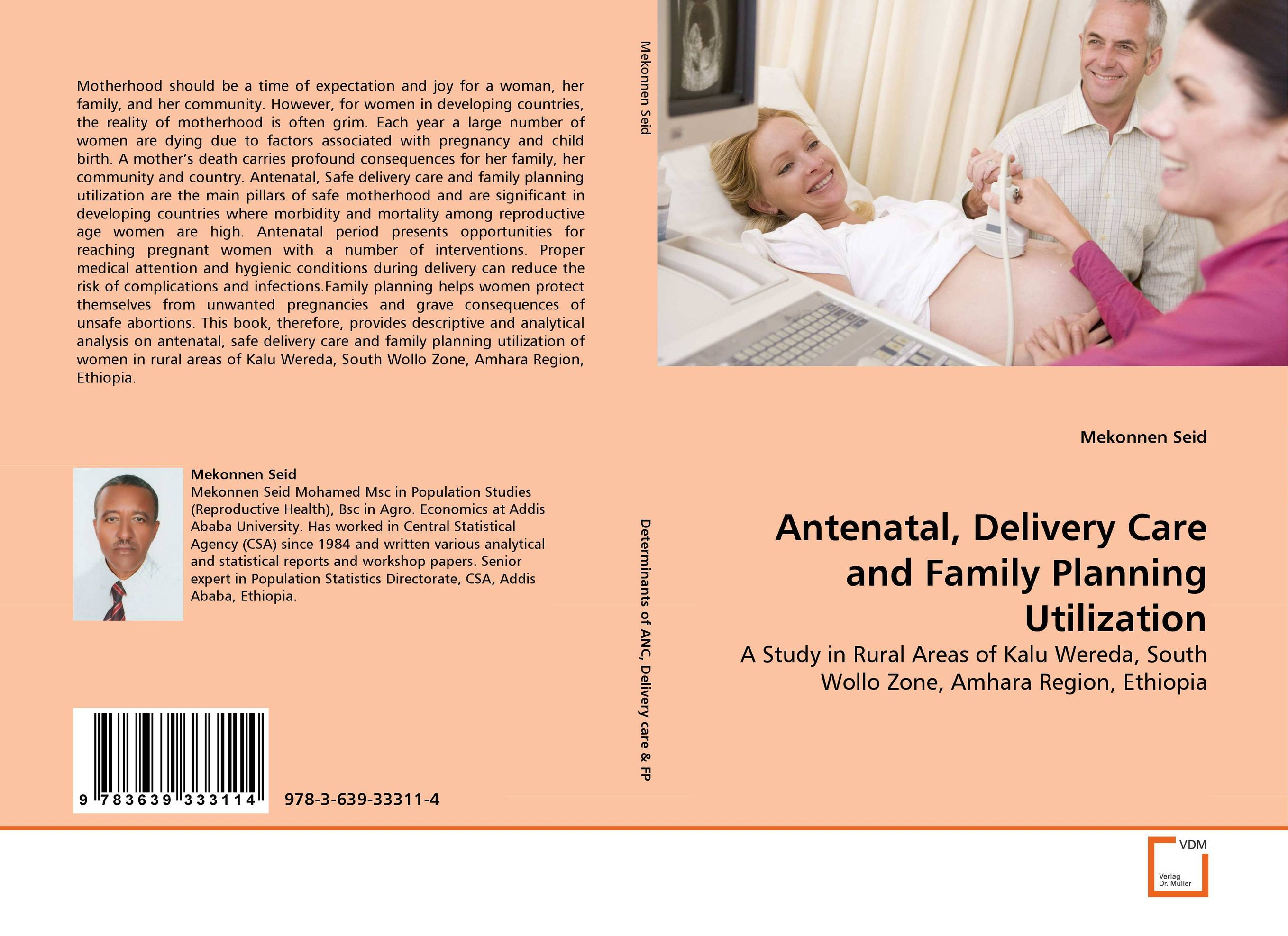 Antenatal, Delivery Care and Family Planning Utilization planning the family in india