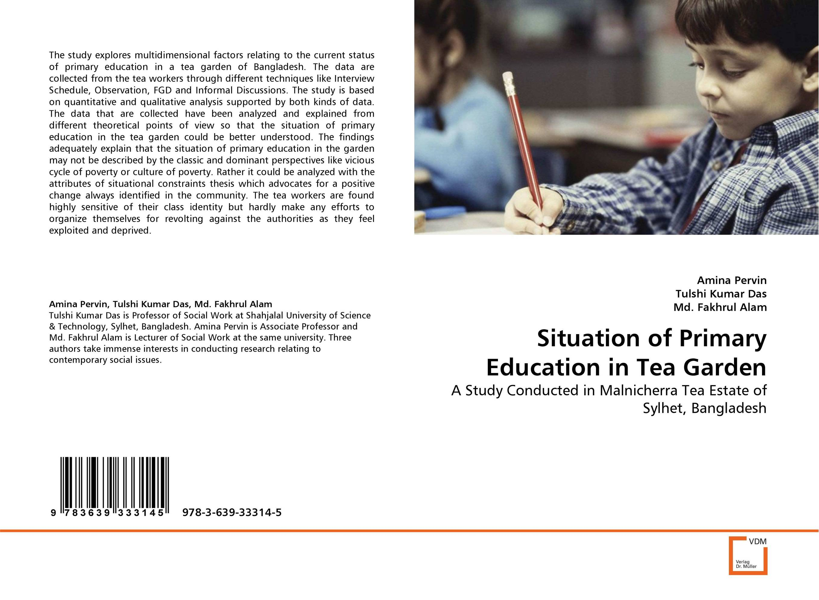 Situation of Primary Education in Tea Garden the classic of tea the sequel to the classic of tea library of chinese classic