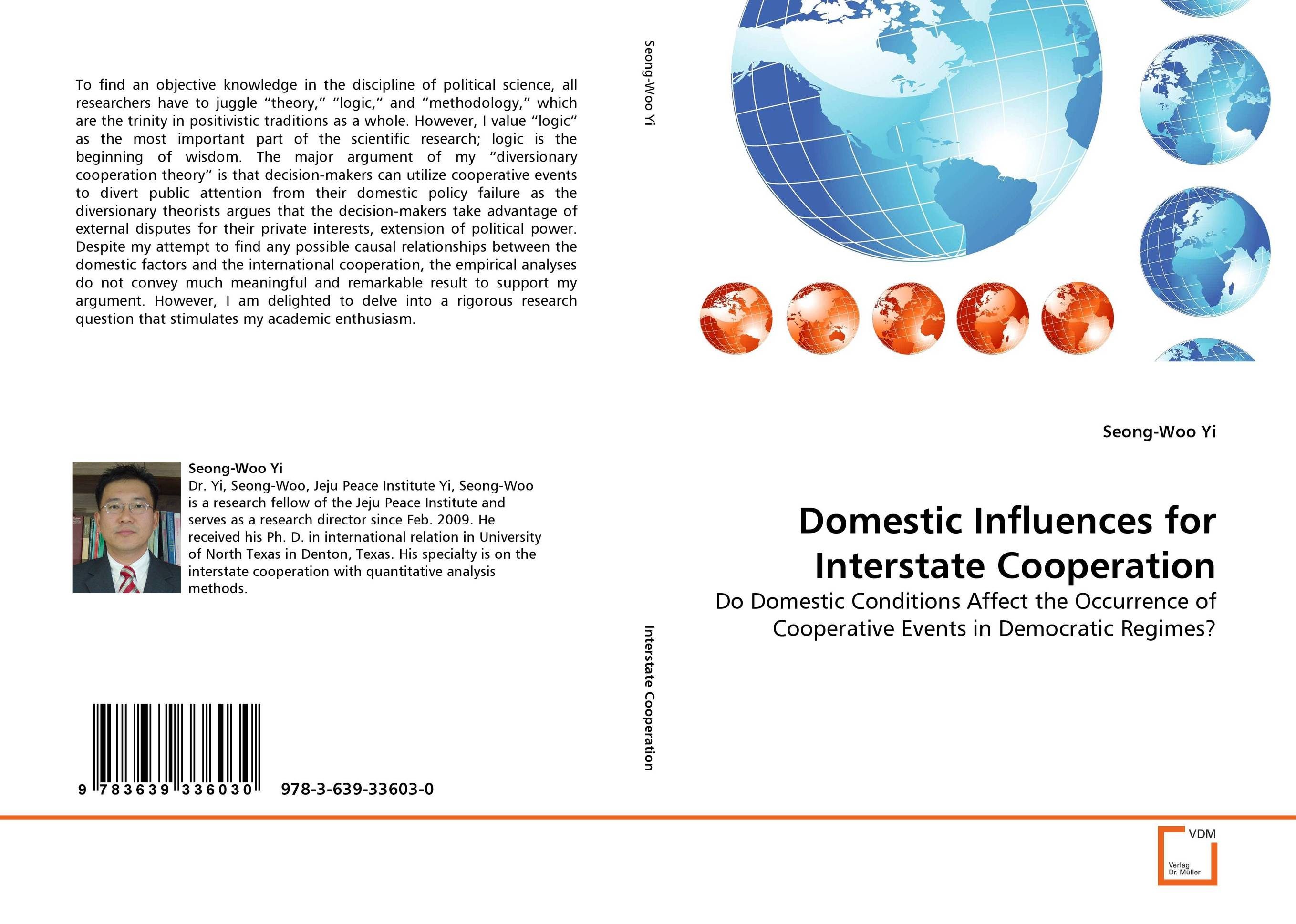 Domestic Influences for Interstate Cooperation scott pratt l logic inquiry argument and order