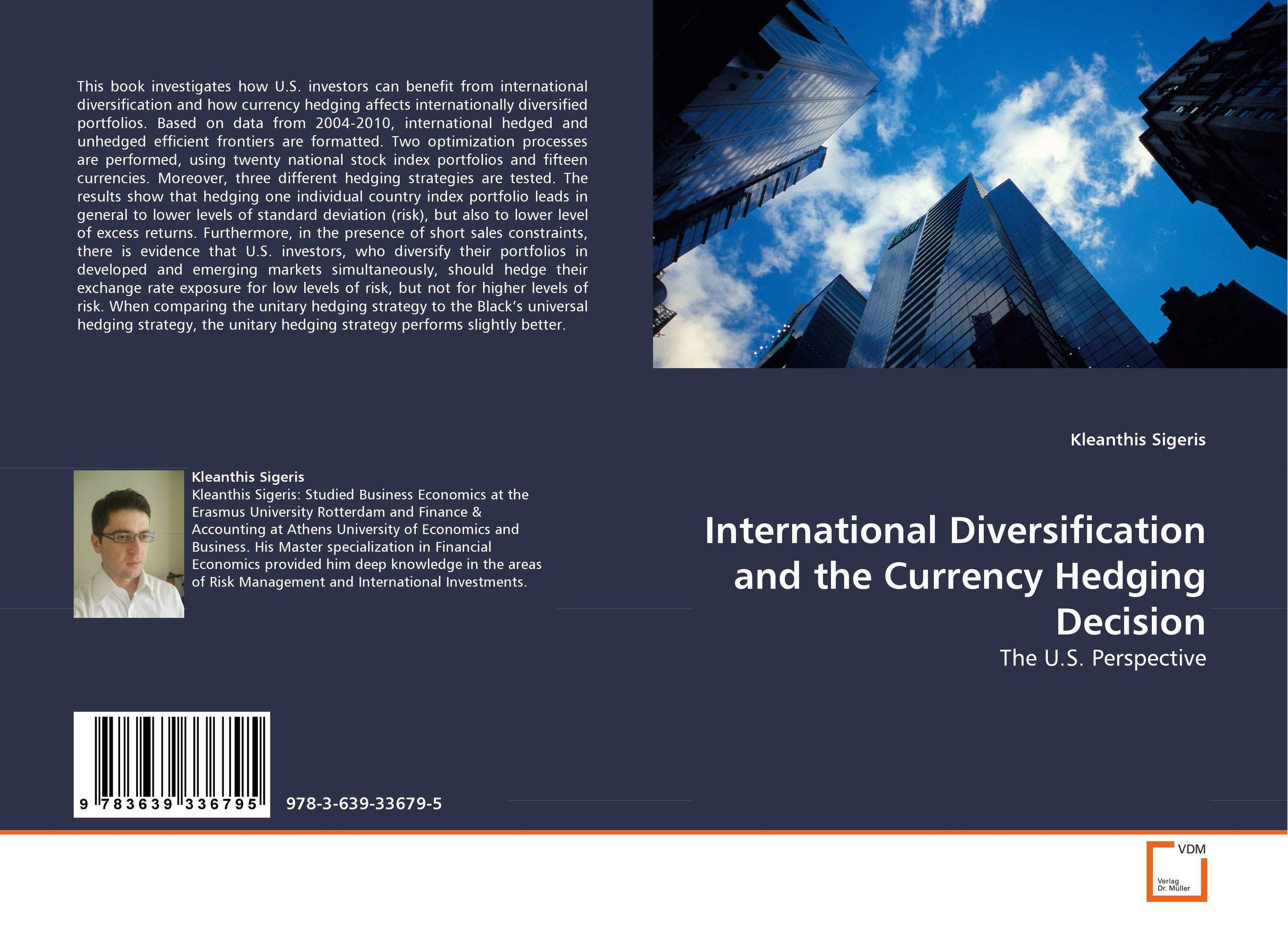 International Diversification and the Currency Hedging Decision srichander ramaswamy managing credit risk in corporate bond portfolios a practitioner s guide