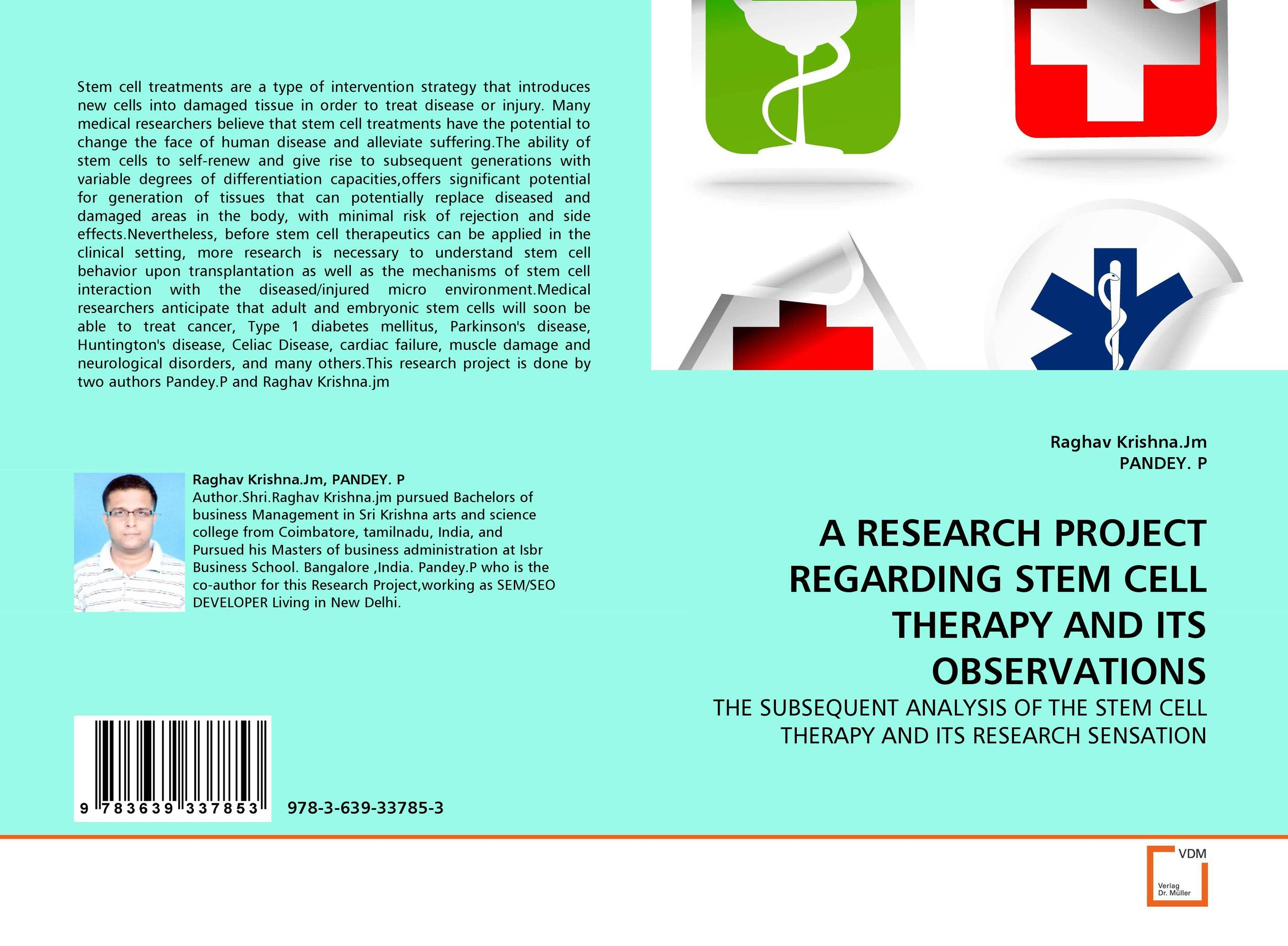 A RESEARCH PROJECT REGARDING STEM CELL THERAPY AND ITS OBSERVATIONS фен first fa 5662 2 красный
