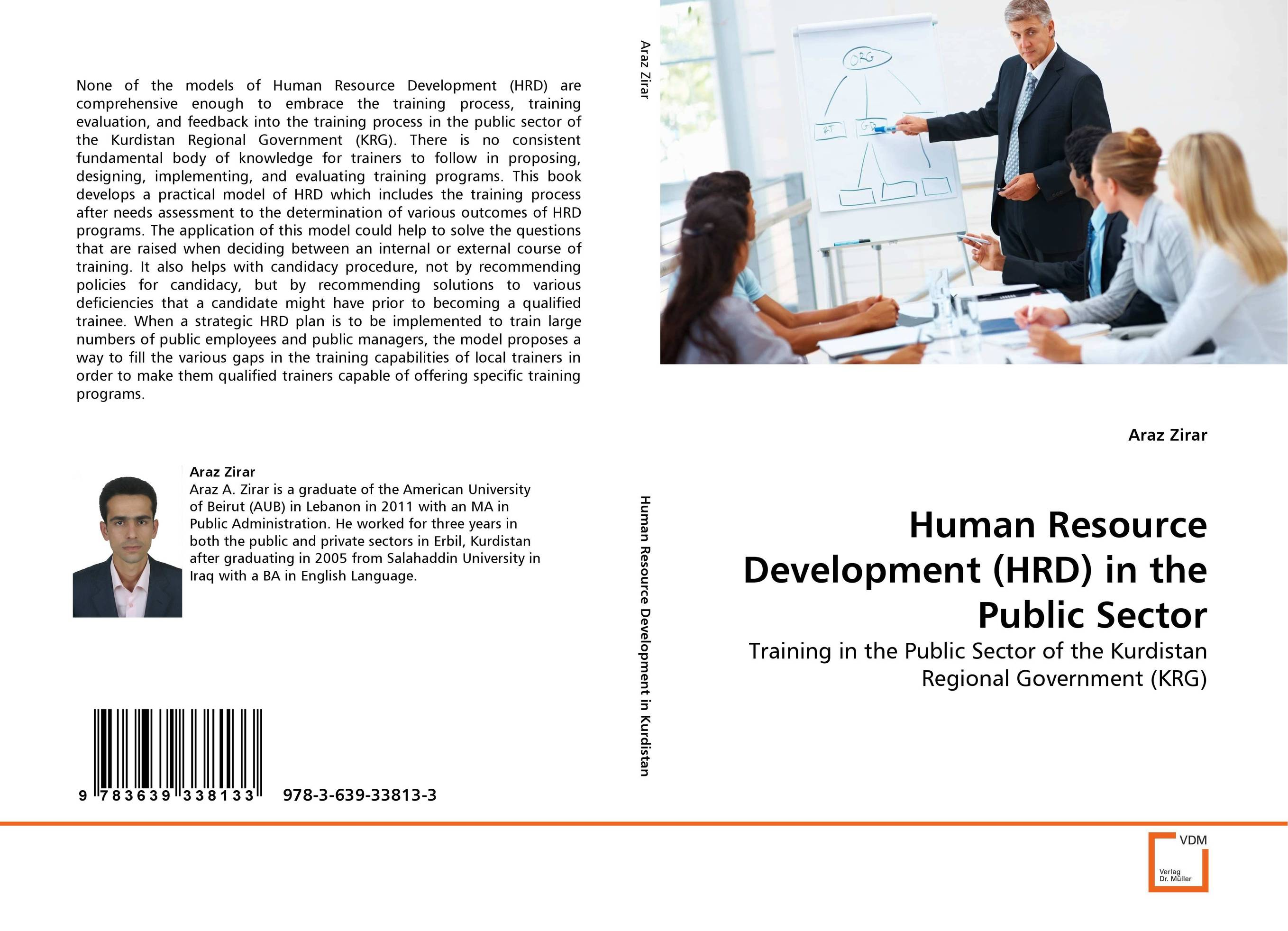 Human Resource Development (HRD) in the Public Sector
