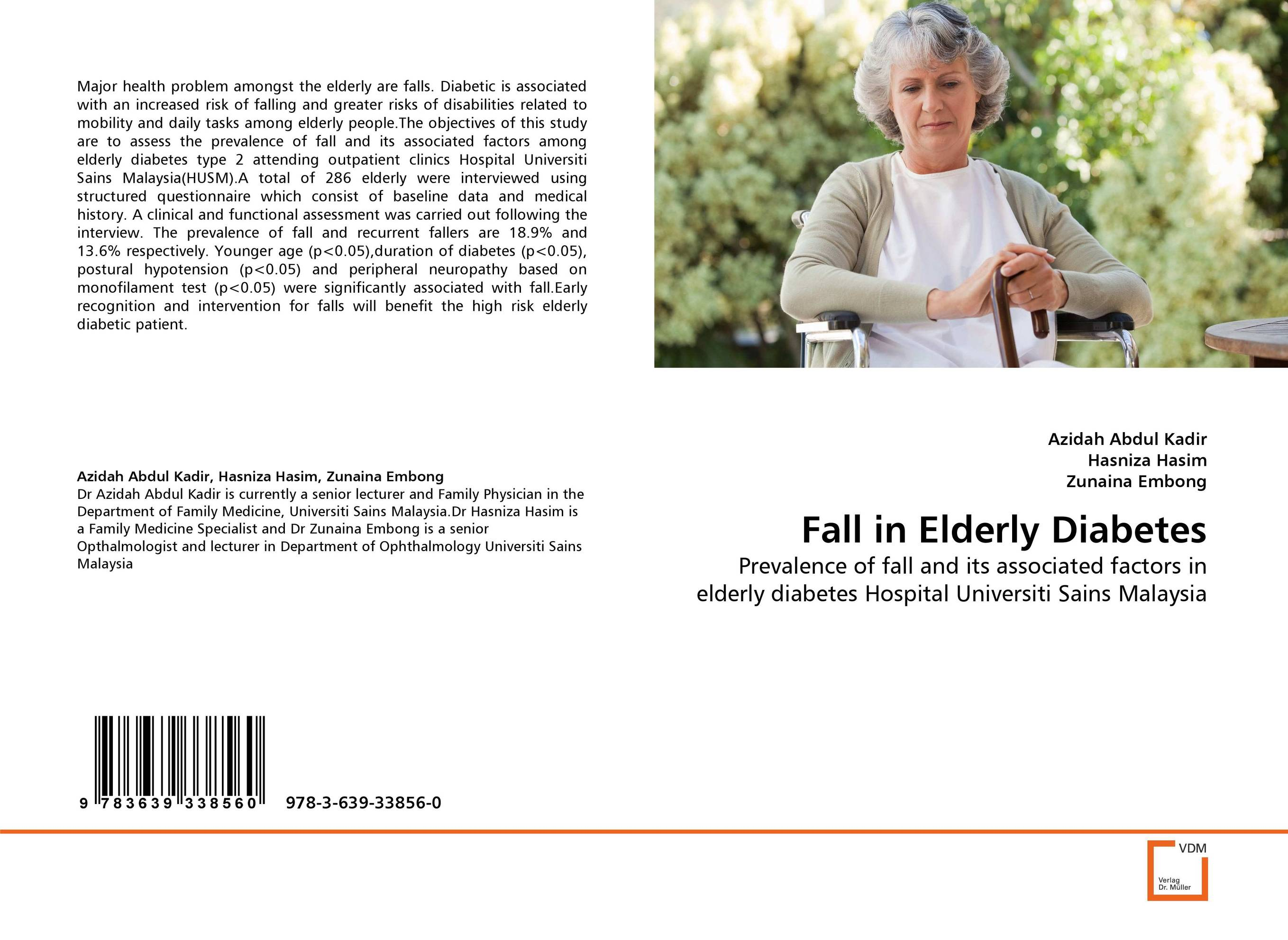 Fall in Elderly Diabetes prevalence of intestinal parasitosis among children